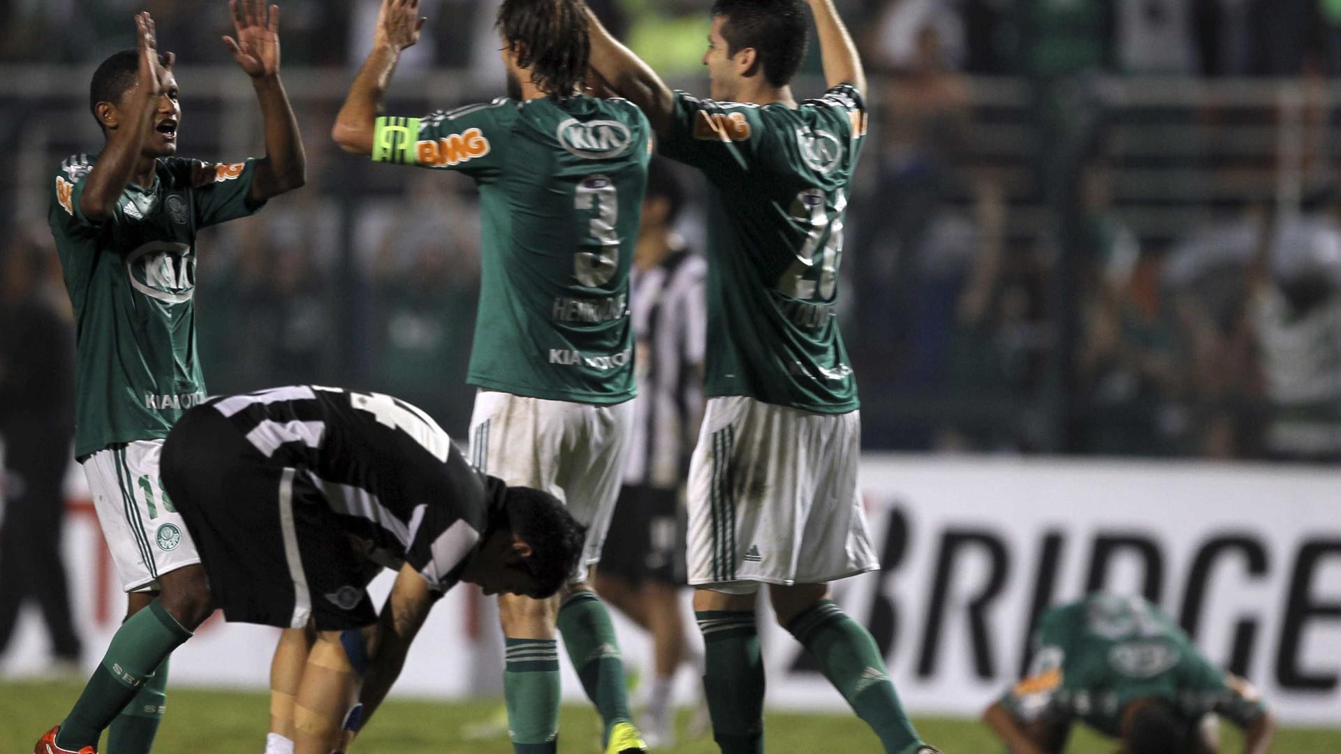 Palmeiras x São Caetano já tem 9 mil entradas vendidas