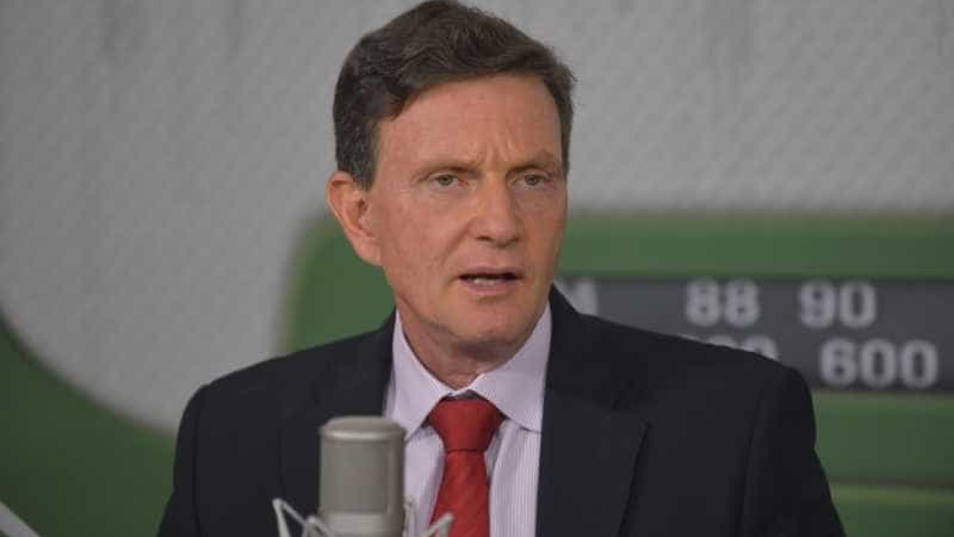 Crivella vence as eleições municipais do Rio