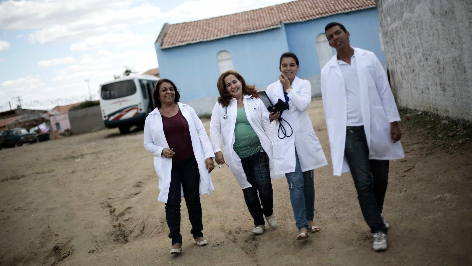 Ministério da Saúde deve reduzir exigência a médicos cubanos