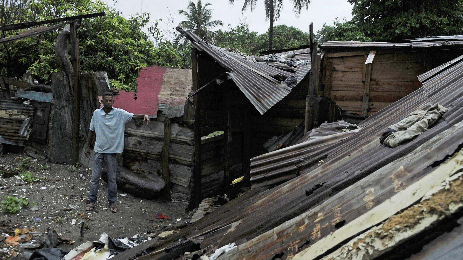12 de janeiro: 10 anos do sismo no Haiti com mais de 100 mil mortos