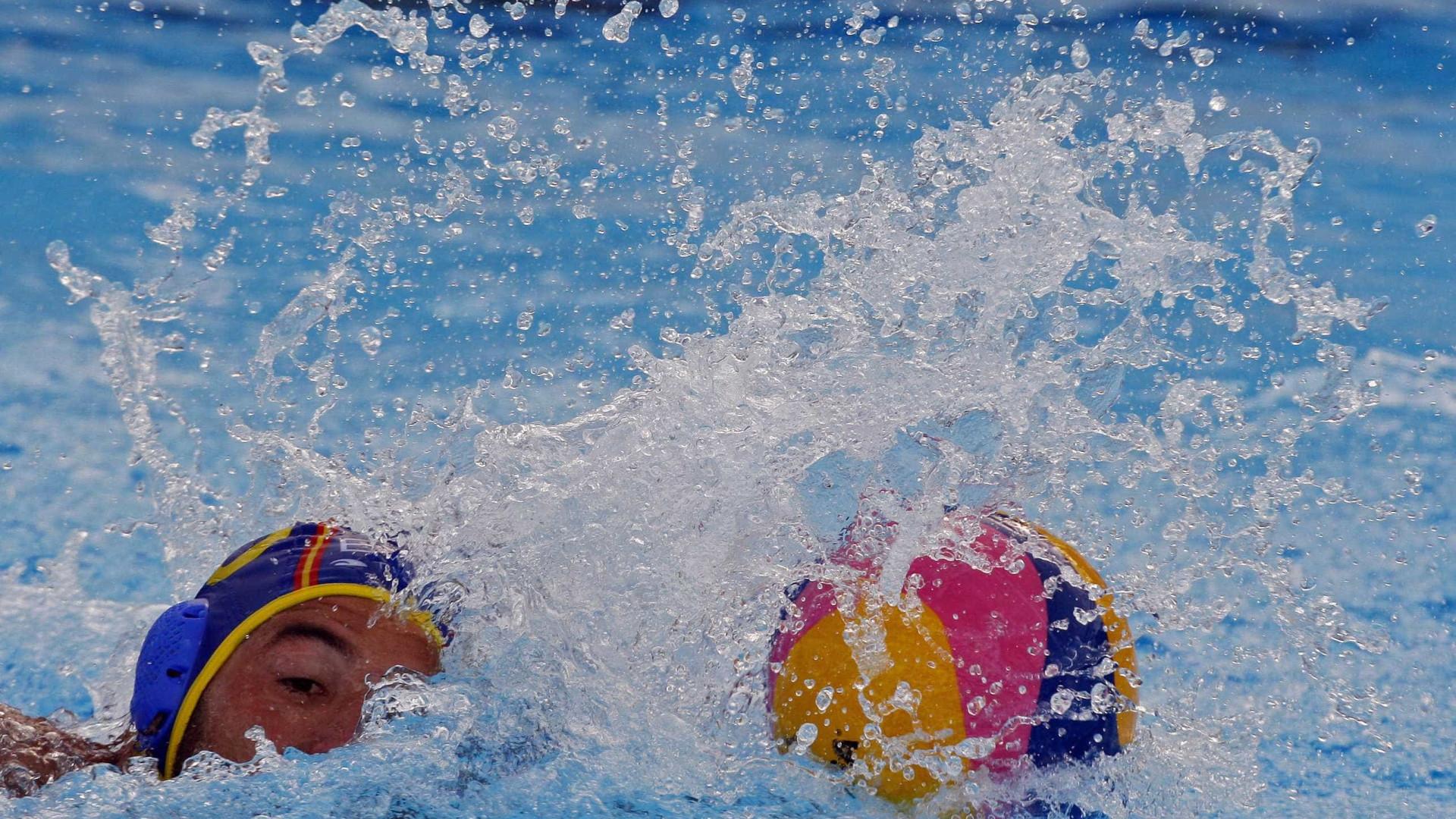 Pré-olímpico de polo aquático será em fevereiro de 2021