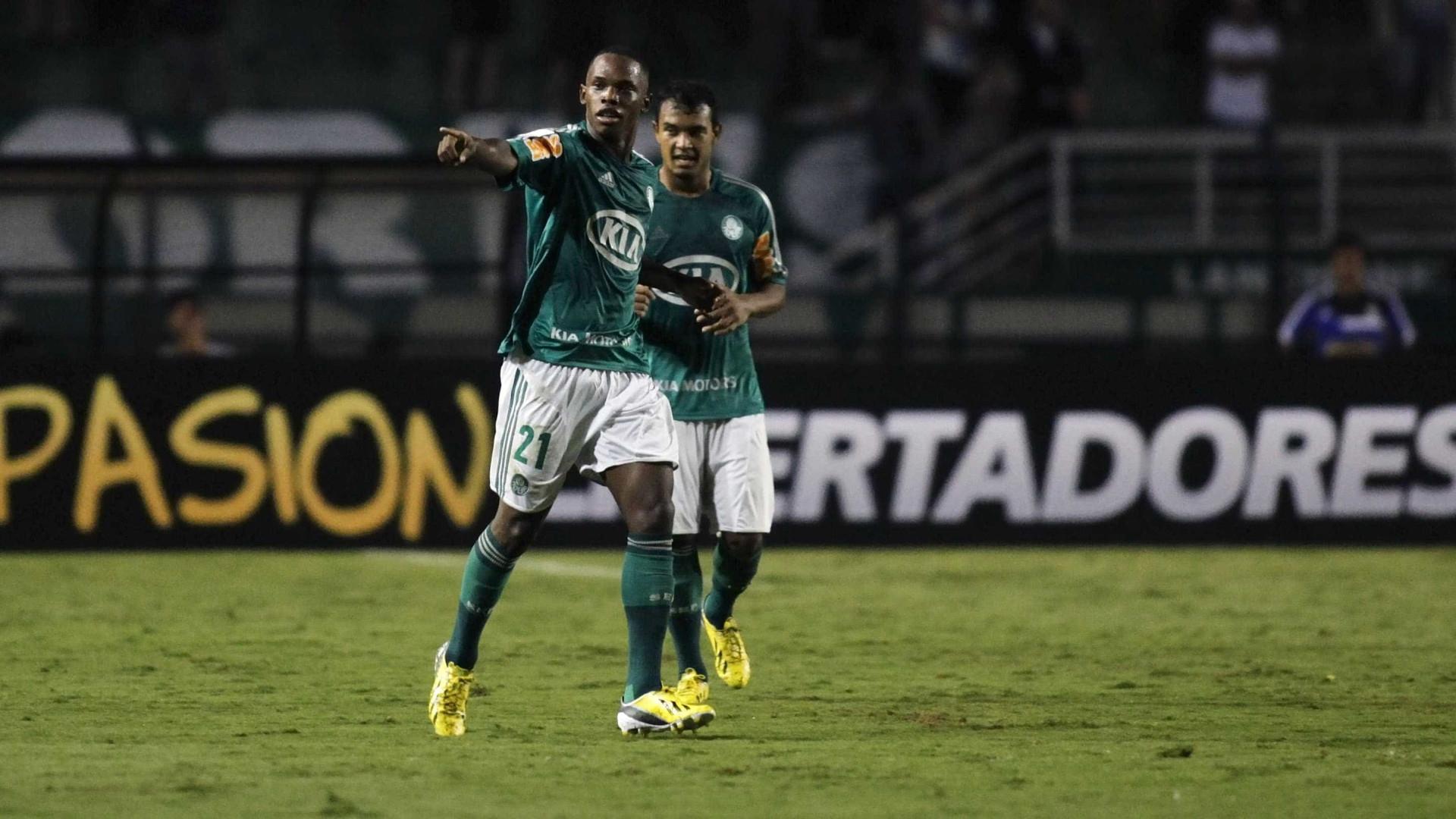 Palmeiras soma sete jogos sem vitória no Brasileirão