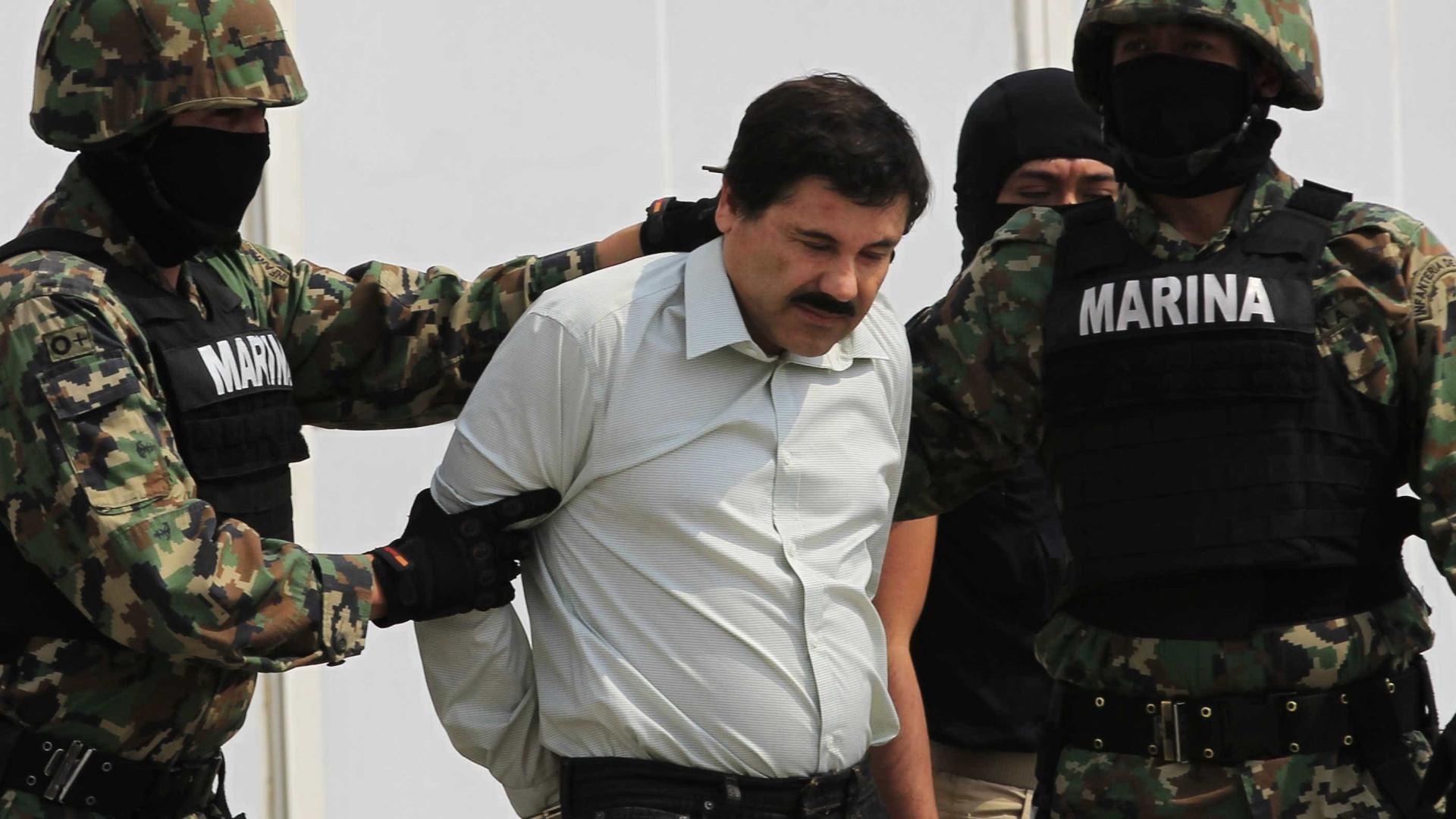 Presidente do México: Condições de prisão de El Chapo são 'desumanas'