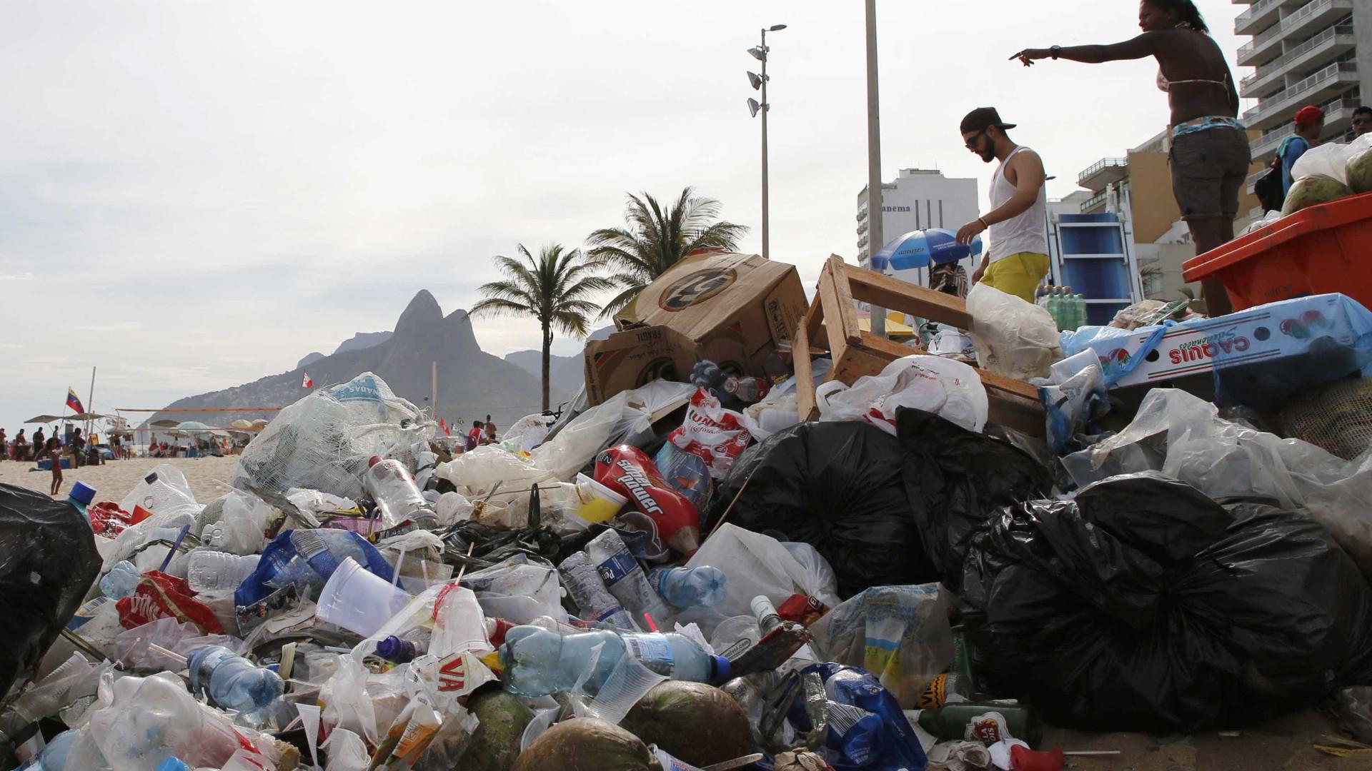 Dia Mundial da Limpeza conta com mais de mil voluntários