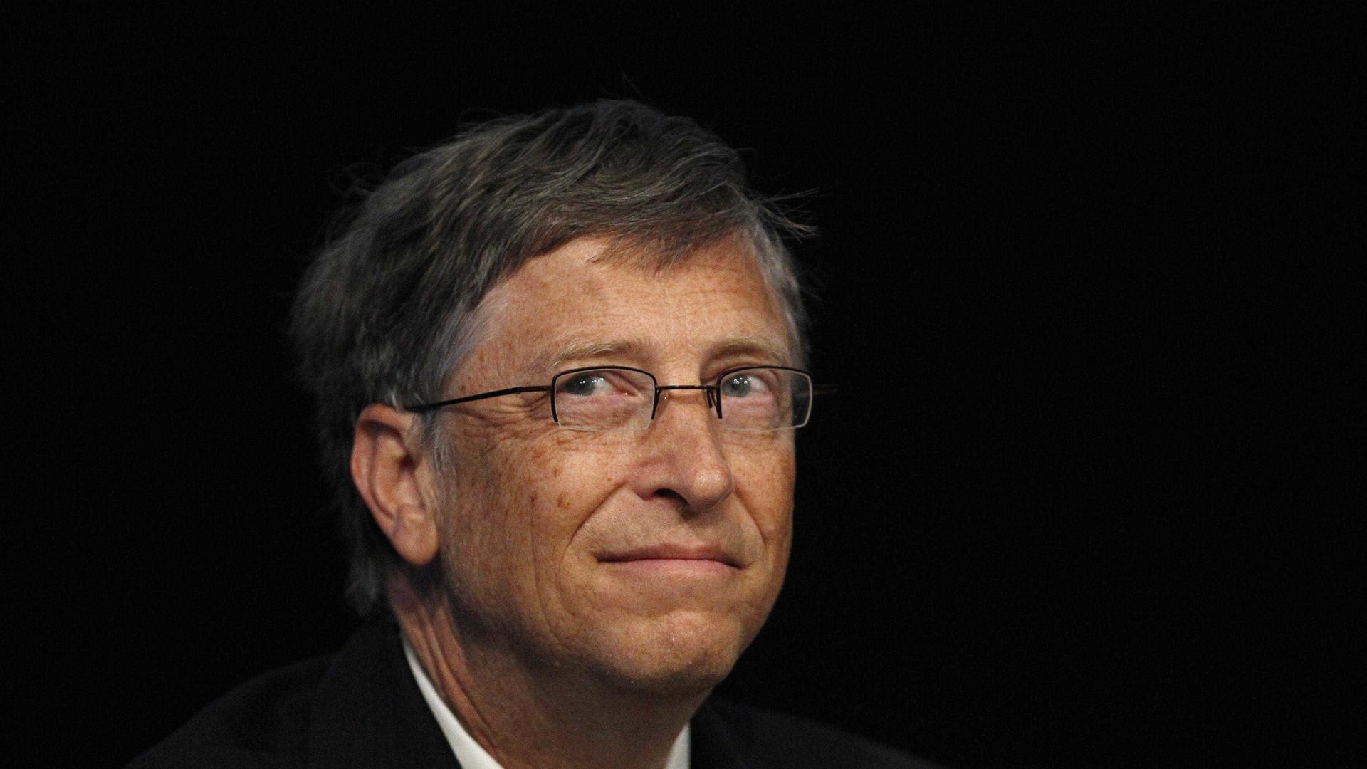 Teorias de conspiração sobre Covid-19 surpreenderam Bill Gates