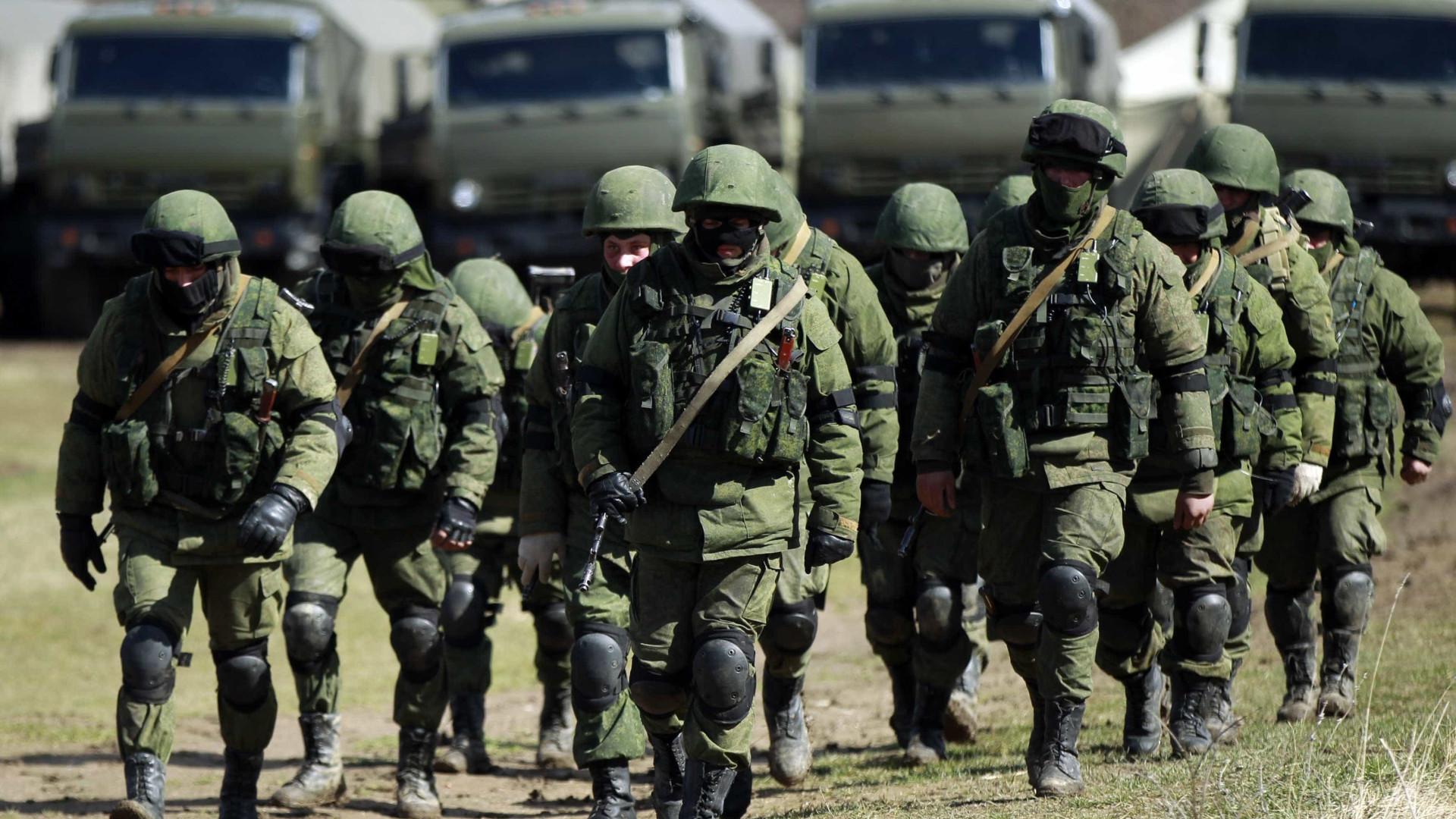 Forças Armadas lançam operação anti-terrorista de grande escala