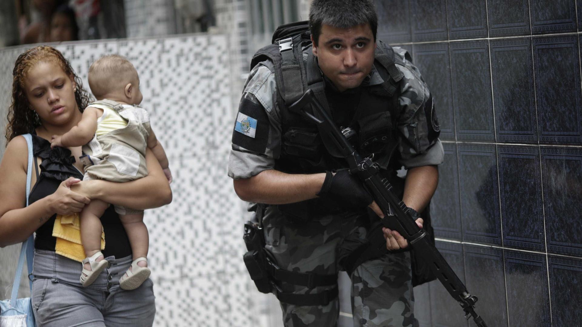 Polícia matou quase 800 pessoas no estado do Rio de Janeiro em nove meses
