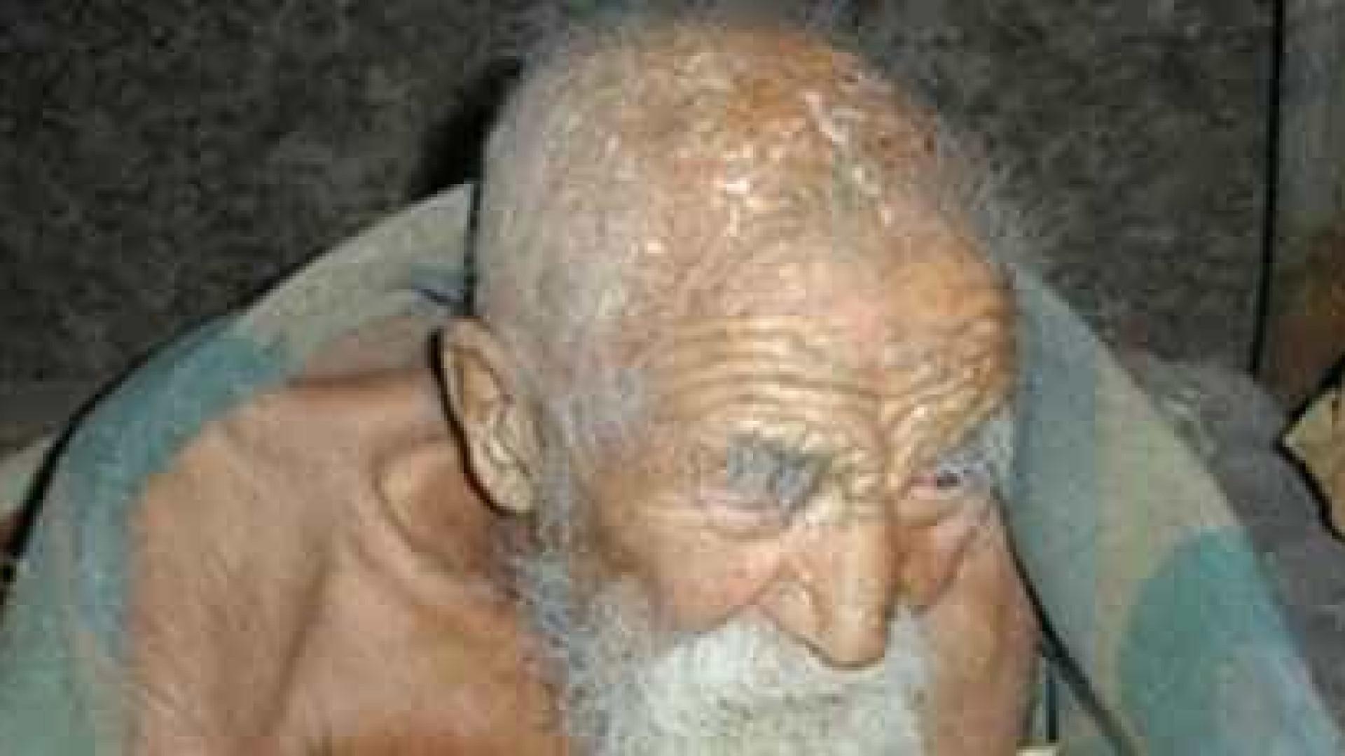 Indiano afirma ser o homem mais velho do mundo com 179 anos