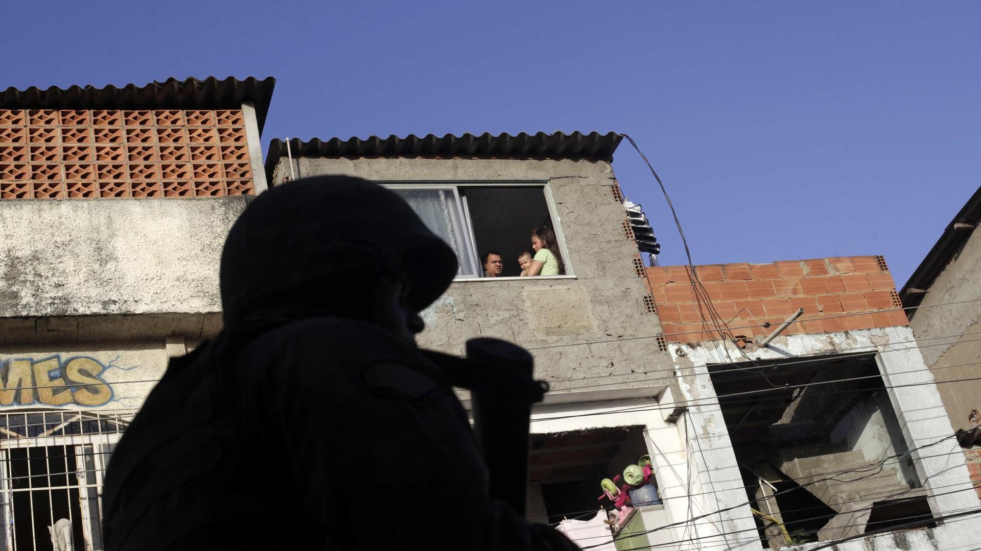 Polícia Militar ocupa comunidades da zona oeste do Rio