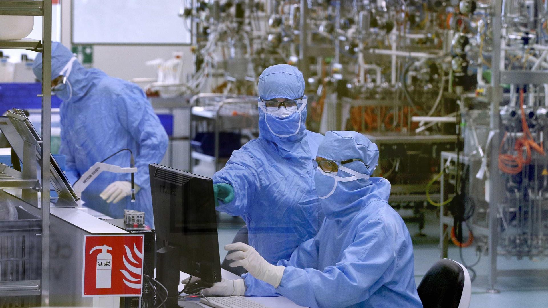 """China diz ter desenvolvido """"com sucesso"""" vacina contra a Covid-19"""
