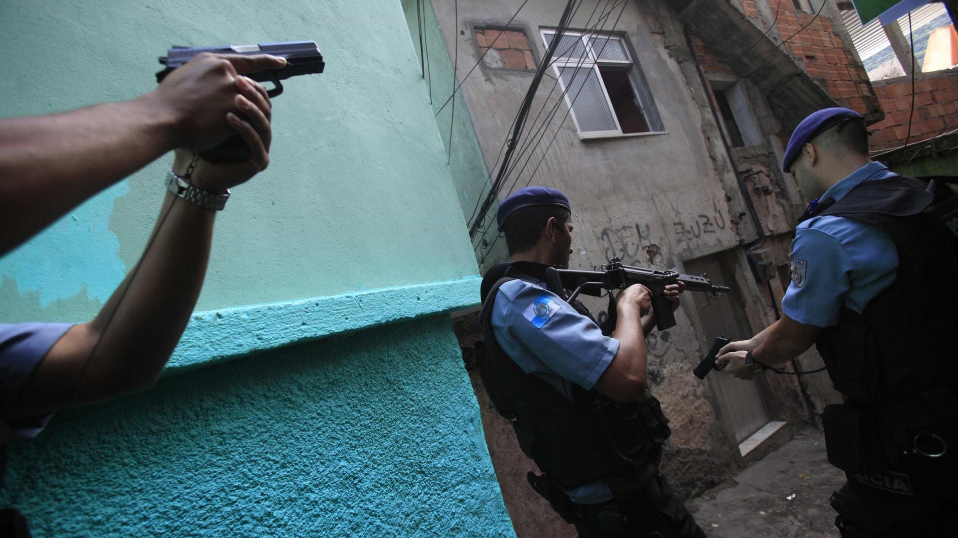 Traficante mais procurado no Rio de Janeiro morto em operação policial