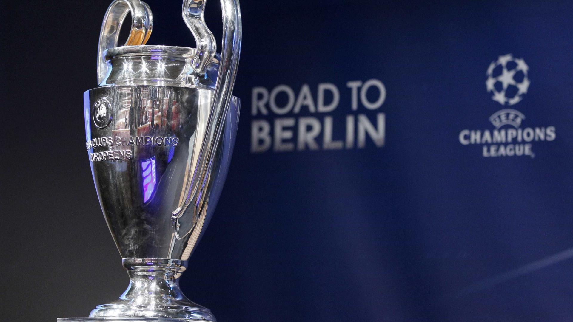 Barcelona encara Bayern e Real pega Juventus nas semifinais