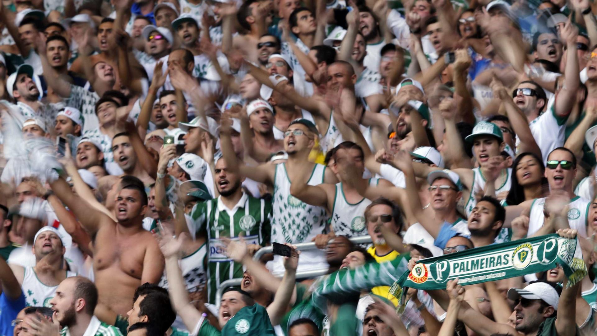 Palmeiras vende 23 mil ingressos para clássico com o São Paulo