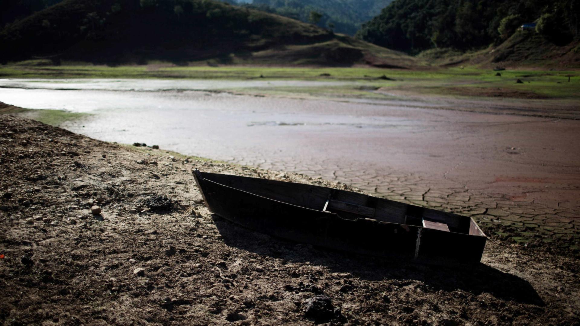 Fevereiro não teve seca extrema pela primeira vez desde 2015