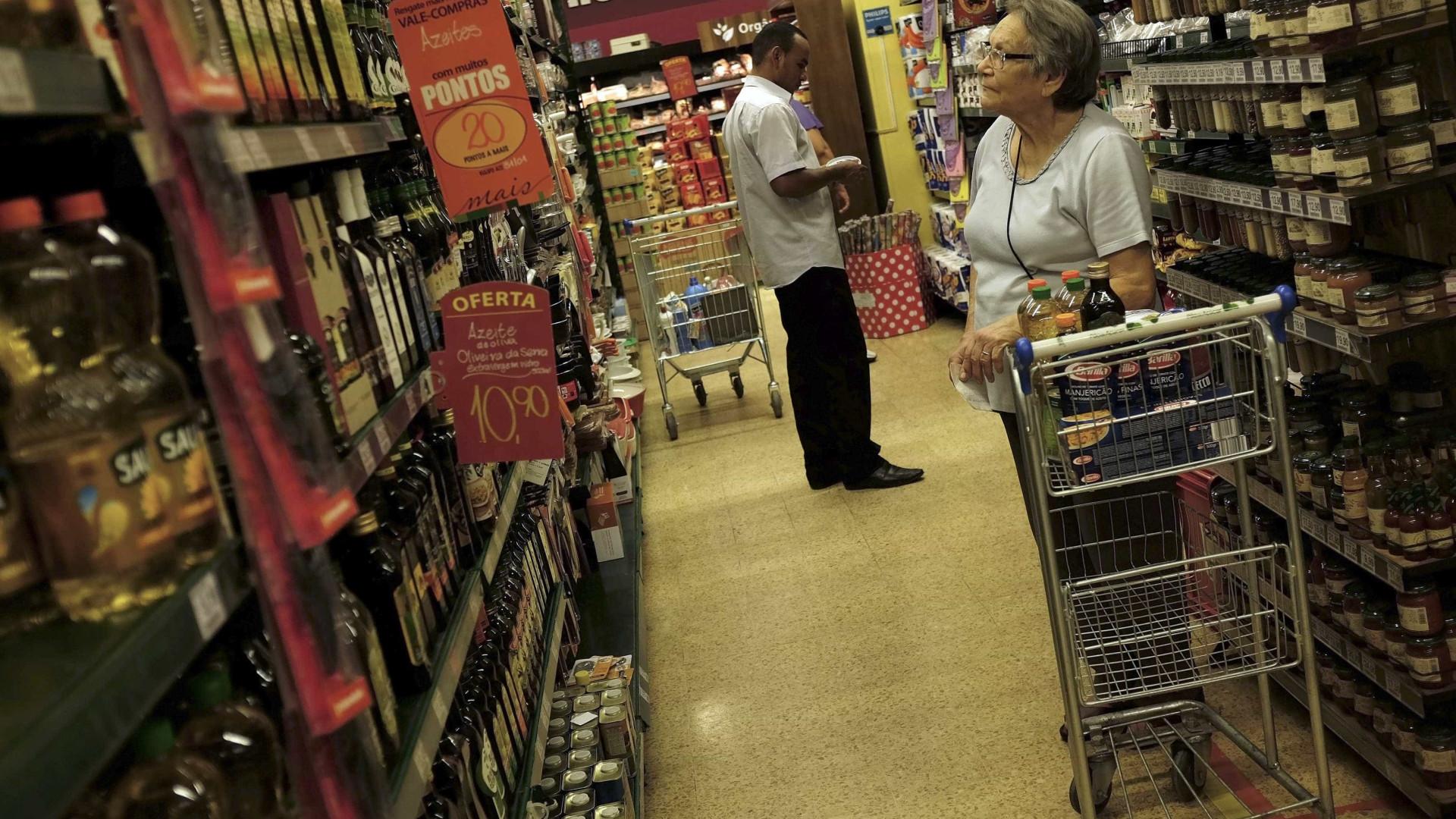 Inflação oficial de fevereiro tem menor taxa para o mês desde 2000