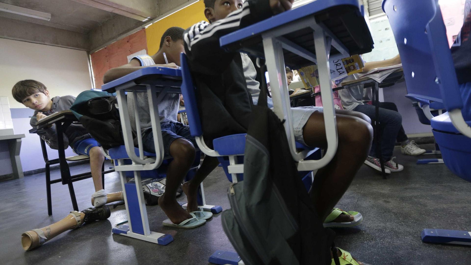 Brasil é o 60º colocado em ranking mundial de educação