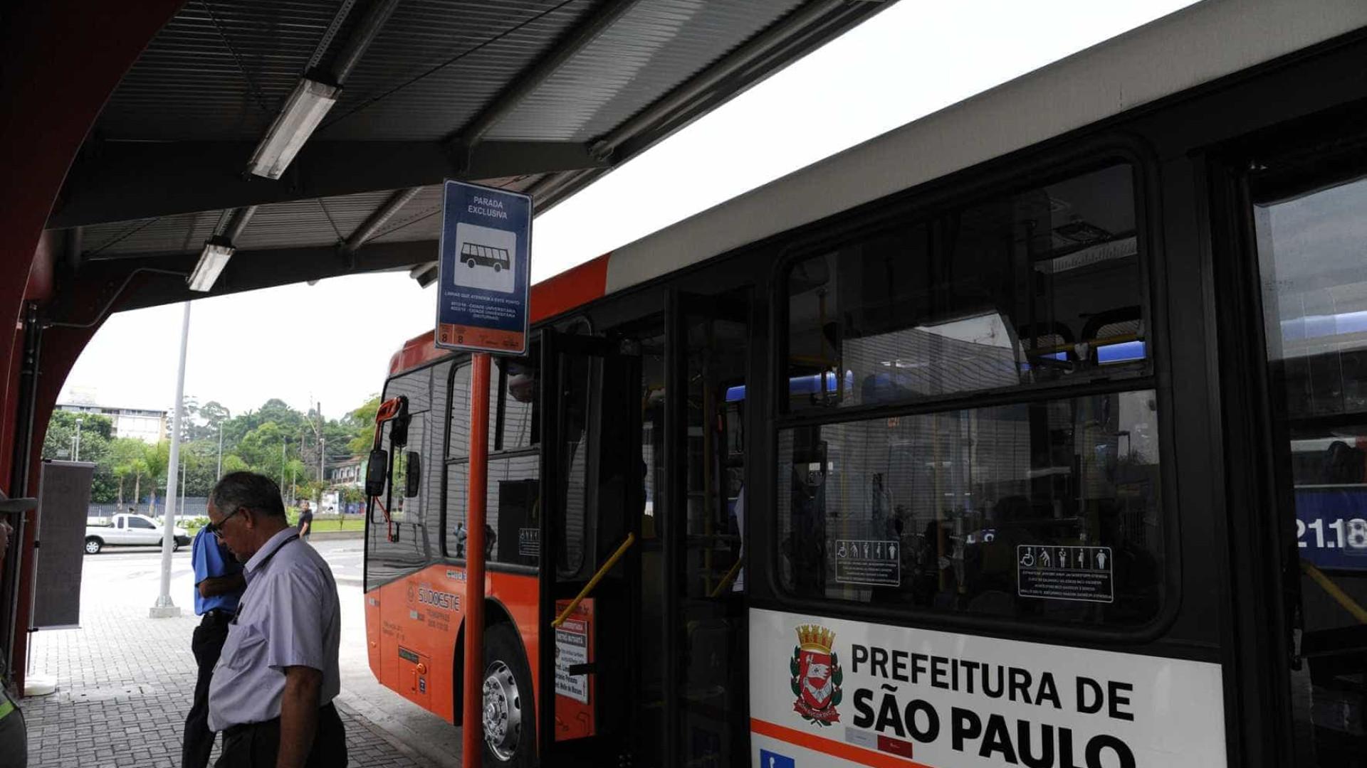 Passe livre cai 16% em SP após recadastramento de usuários
