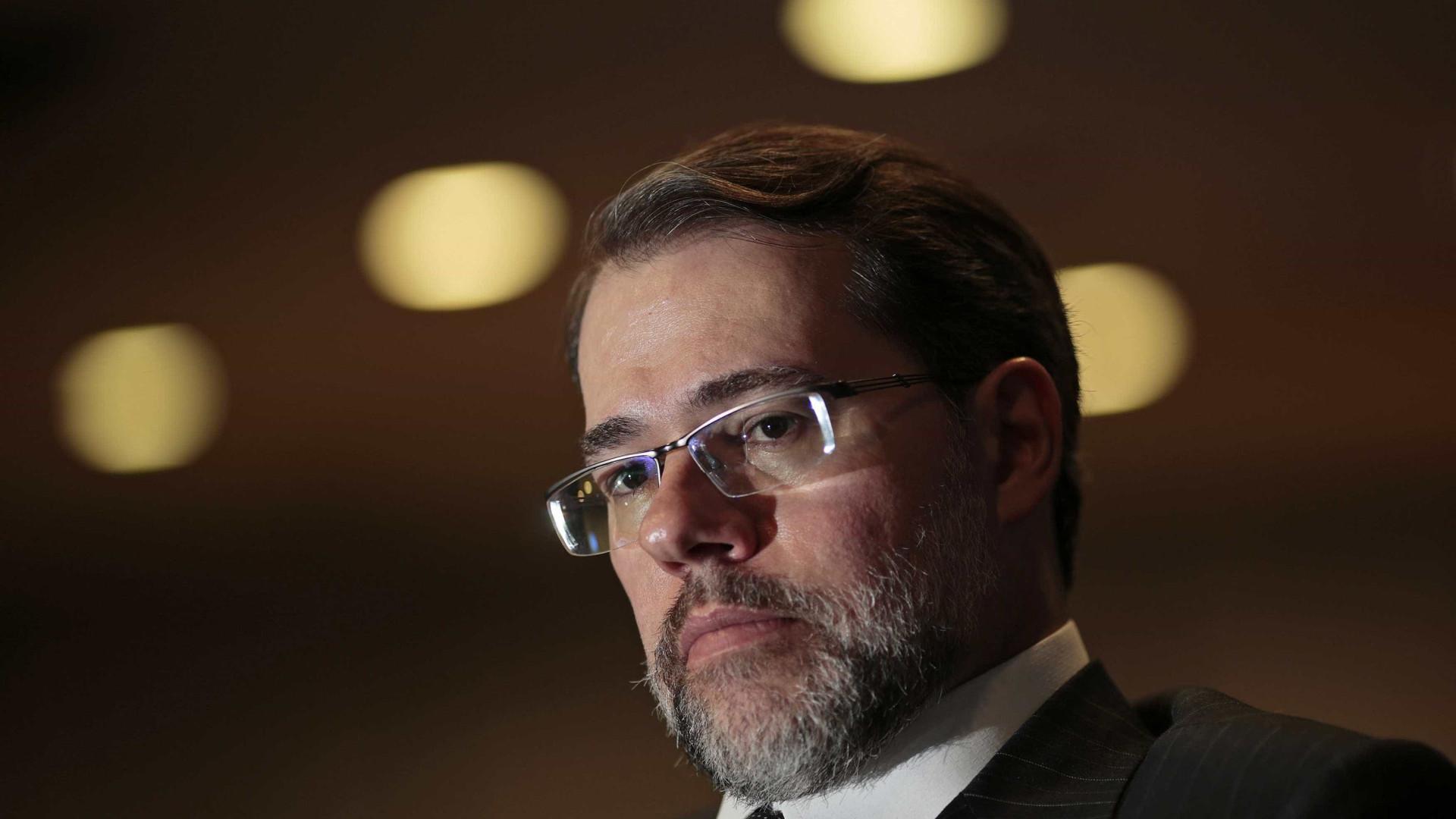 O Judiciário não deve gerir todos os problemas da nação, diz Toffoli