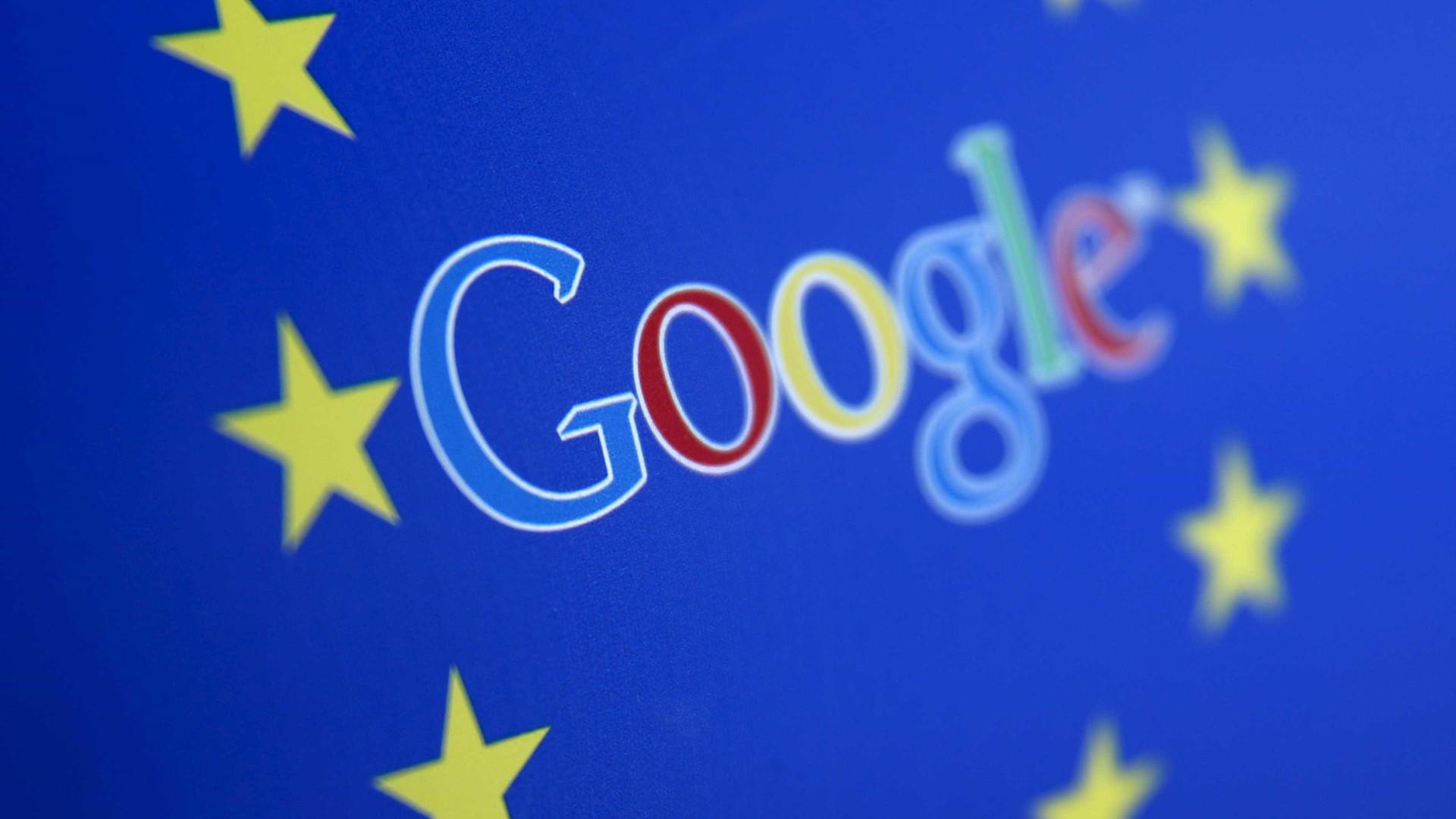 Google é multado novamente e terá de pagar 1,49 bilhões de euros