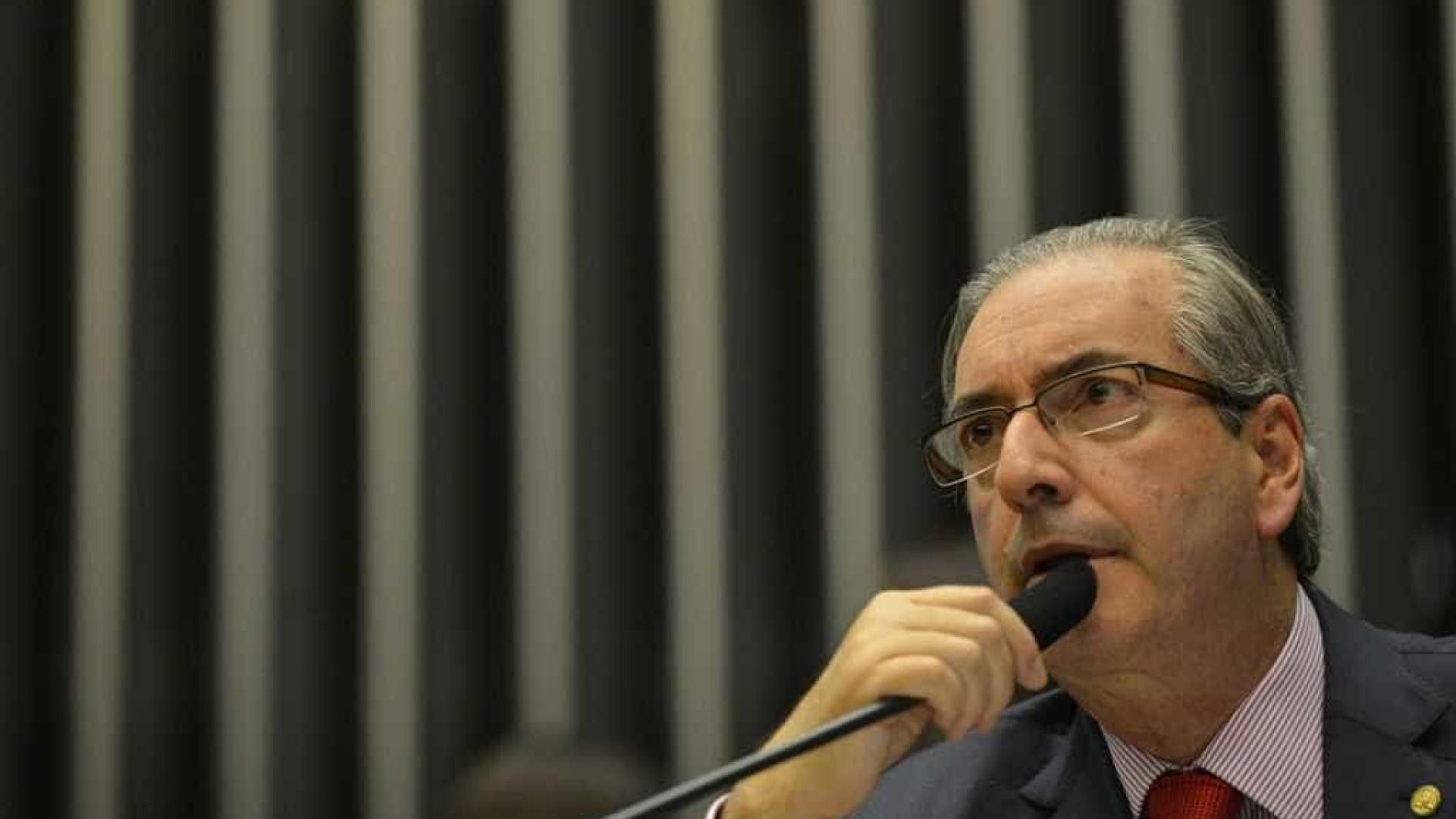 Mesa da Câmara pode anunciar decisão sobre recurso a favor de Cunha