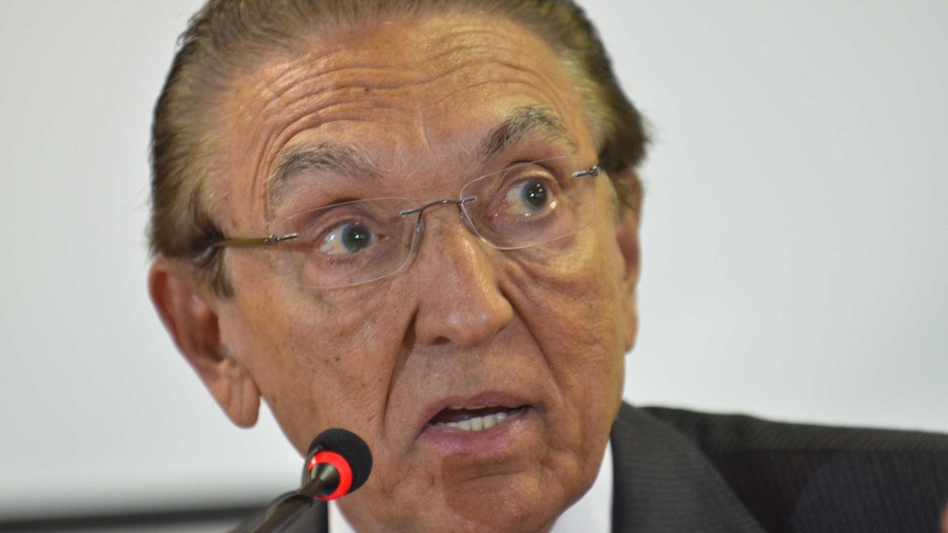 Ex-diretor da Andrade Gutierrez conta como pagou propina a Lobão
