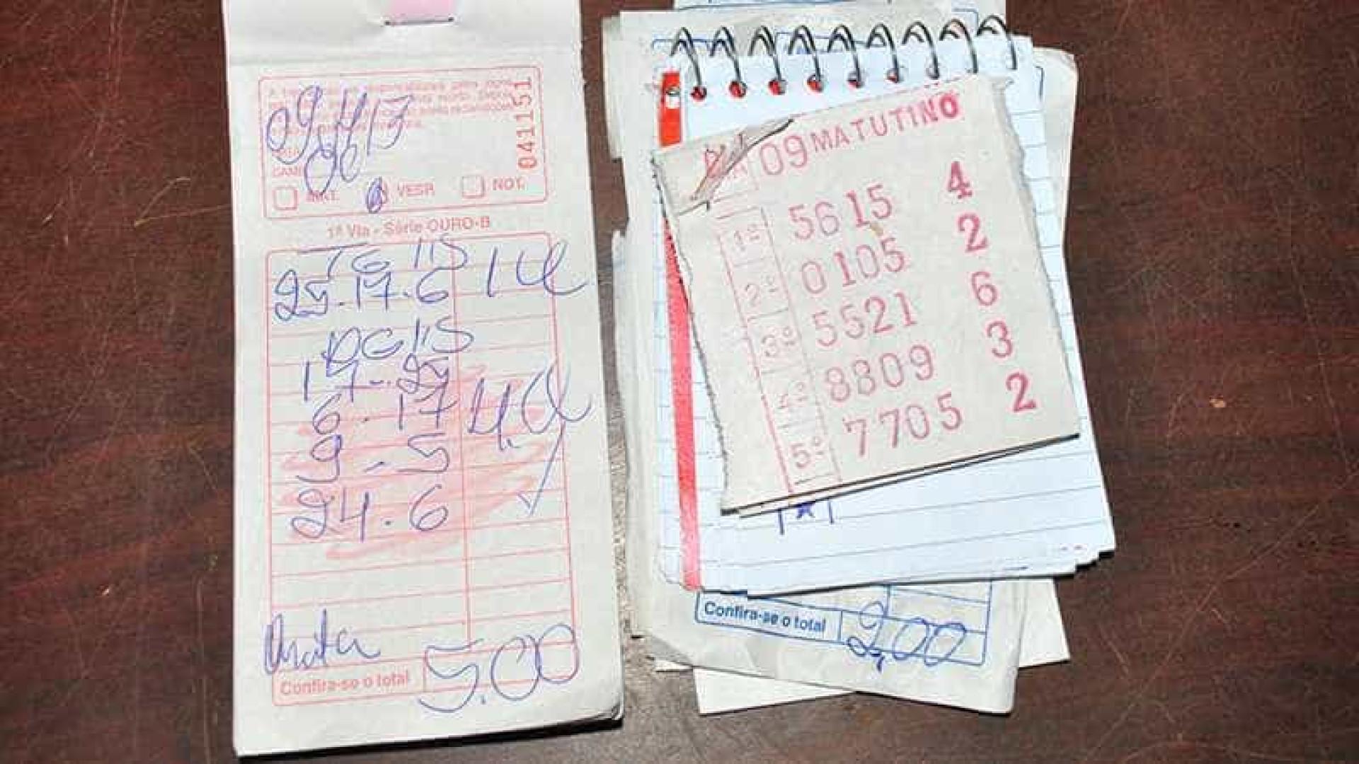 Polícia sequestra bens e imóveis de grupo envolvido com jogo do bicho