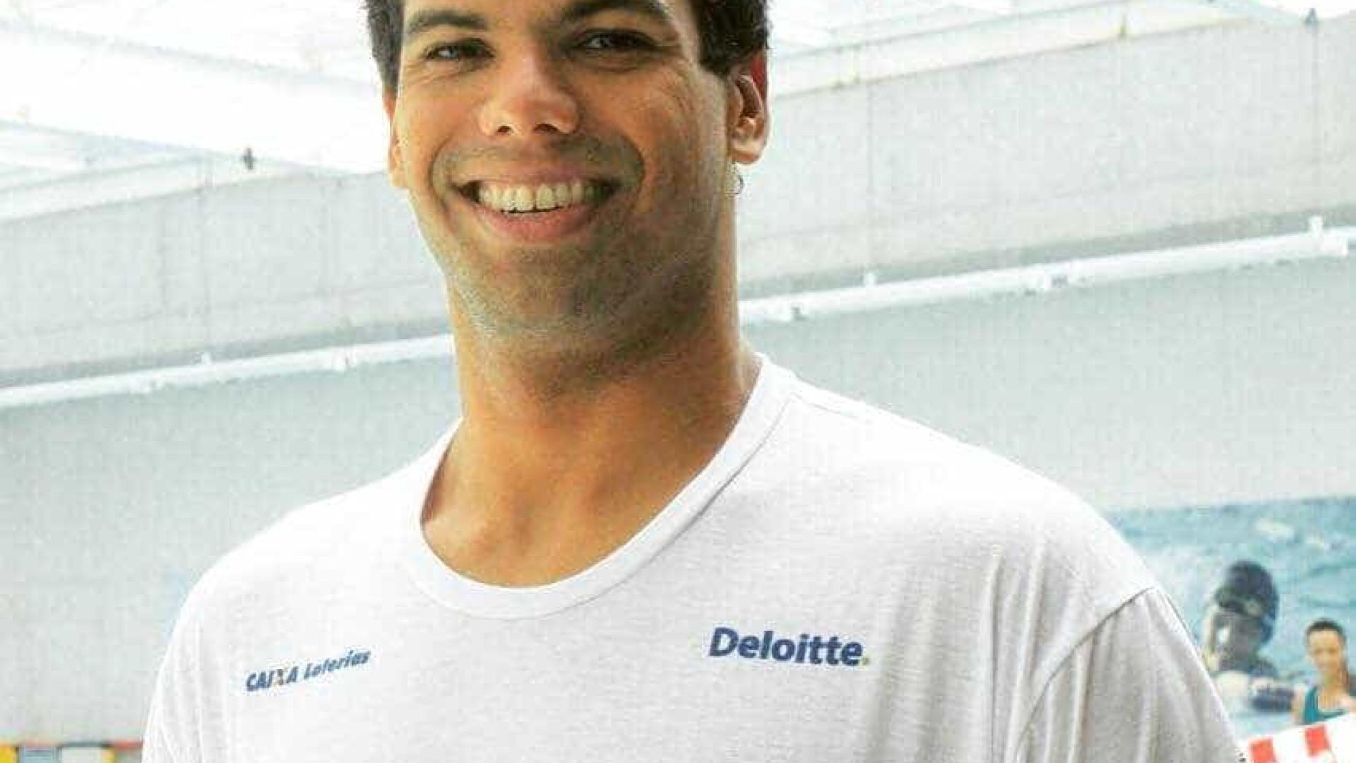 André Brasil abre Mundial Paralímpico com medalha de ouro