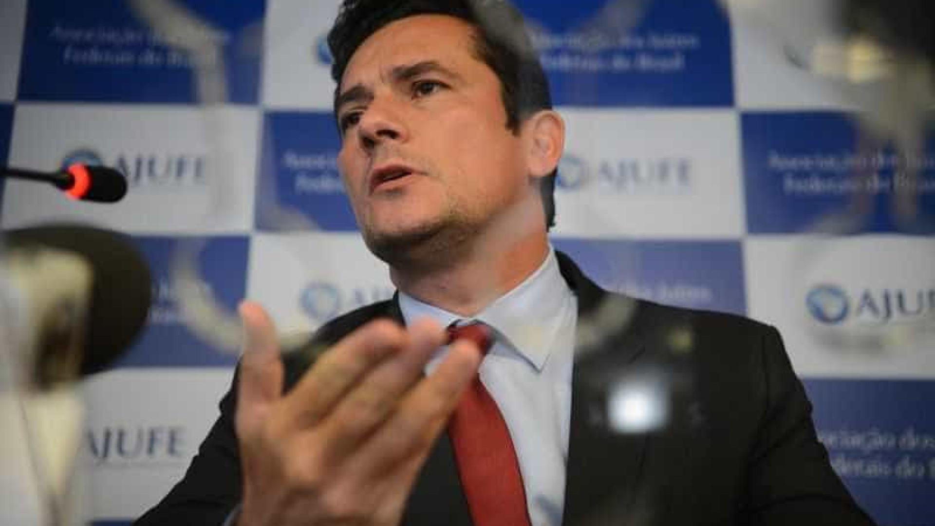 Moro diz que prisão de Palocci evita  'interferência nas eleições'