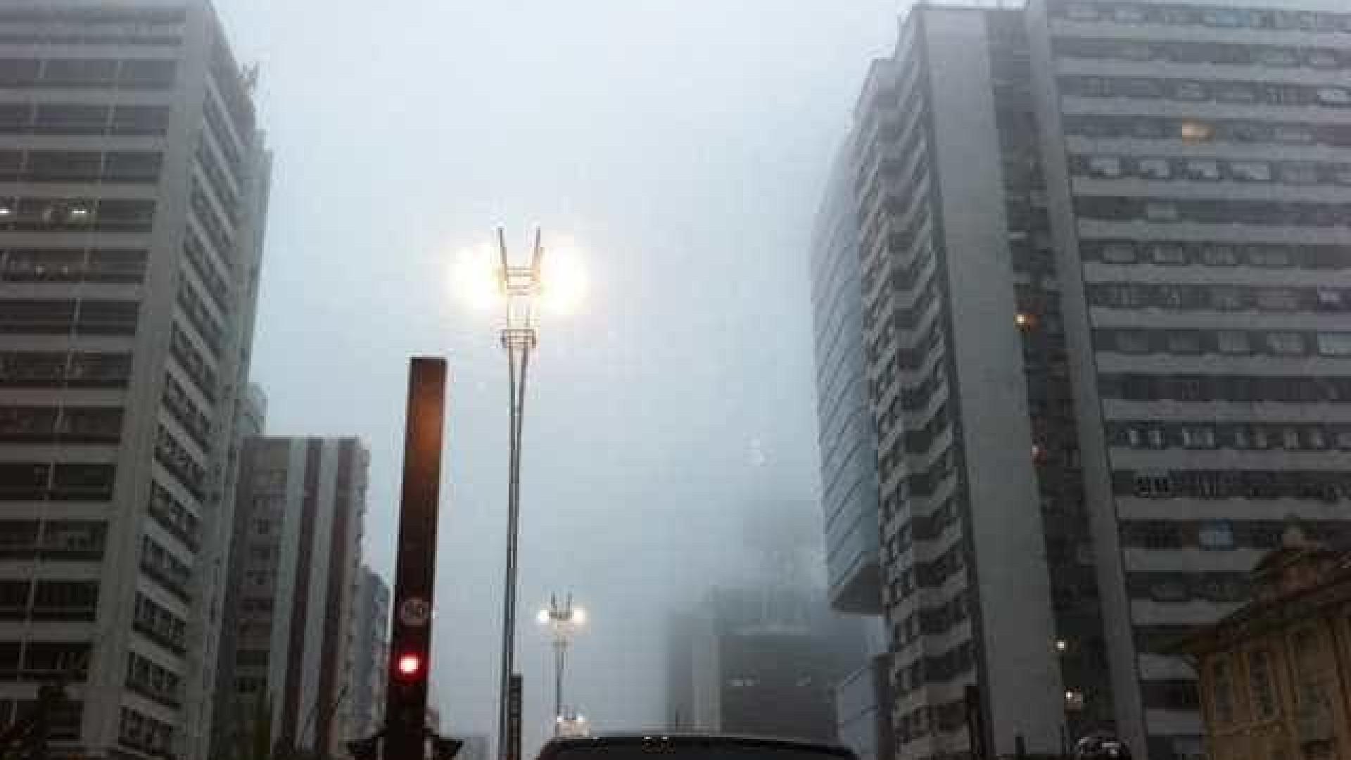 Baixa umidade causa alerta em São Paulo