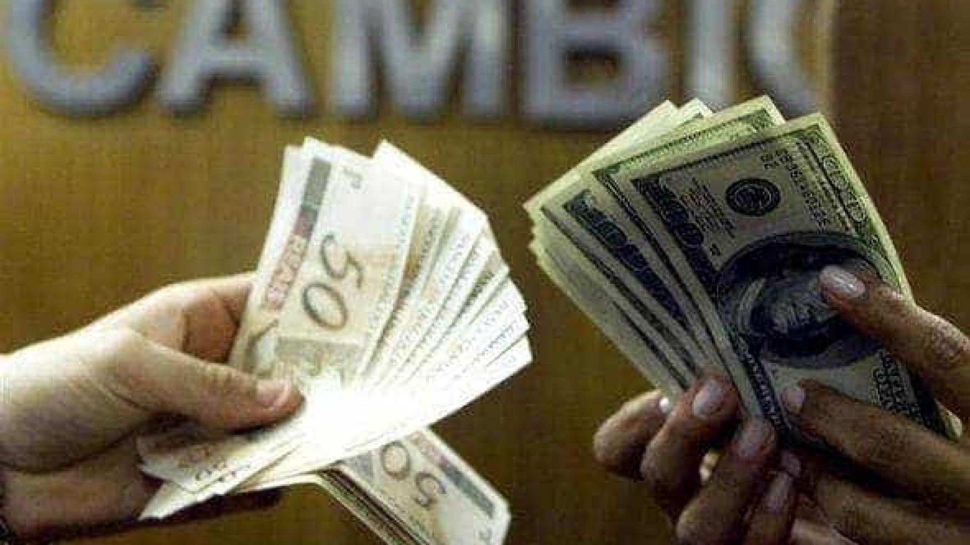 Estimativa de câmbio para 2020 segue em R$ 5,20 em 2020, prevê Focus