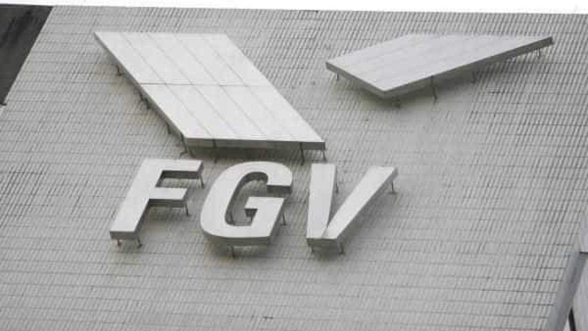 Estudo da FGV aponta para a baixa produtividade no país