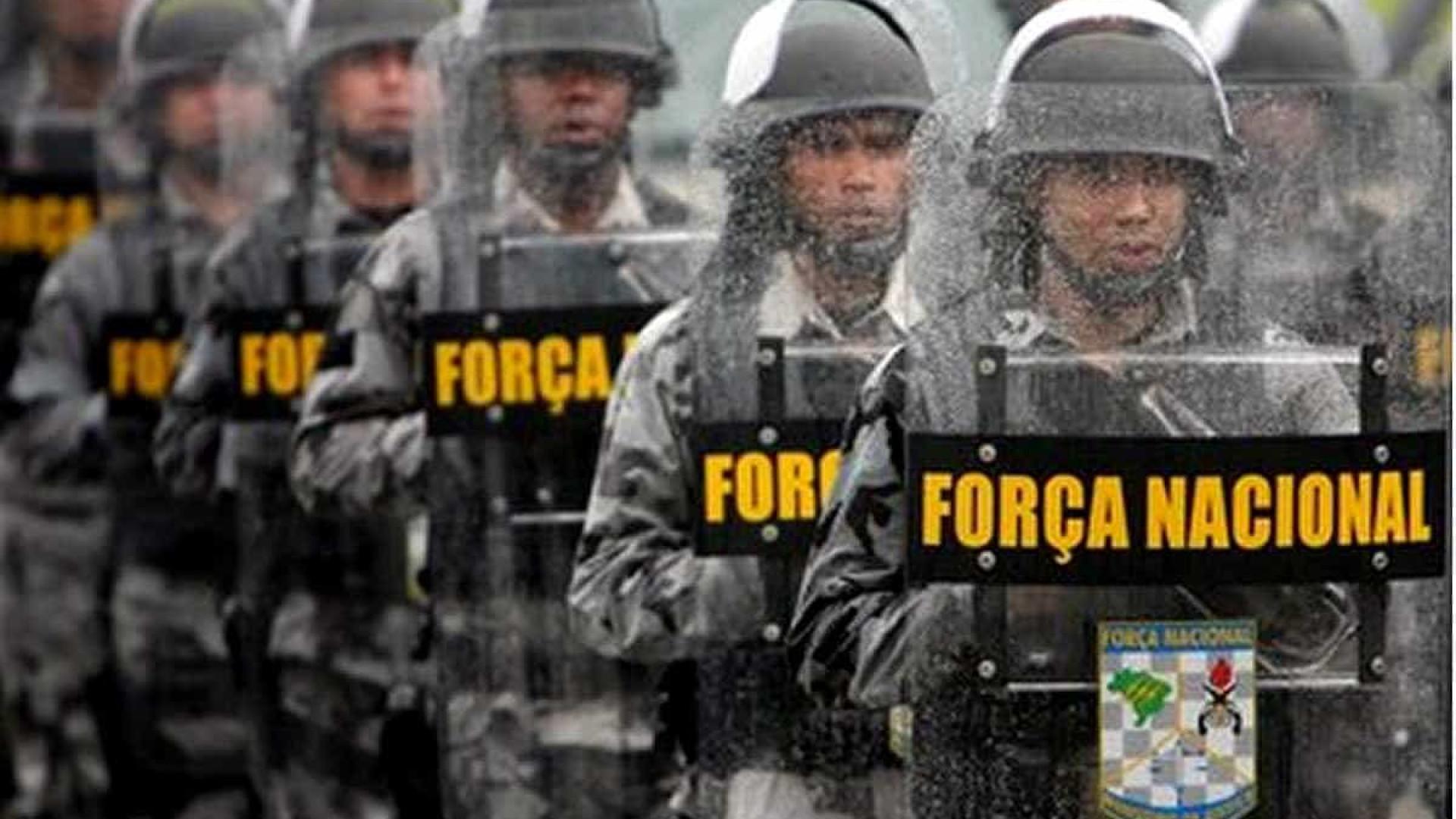 Força Nacional vai permanecer por mais 90 dias na Paraíba