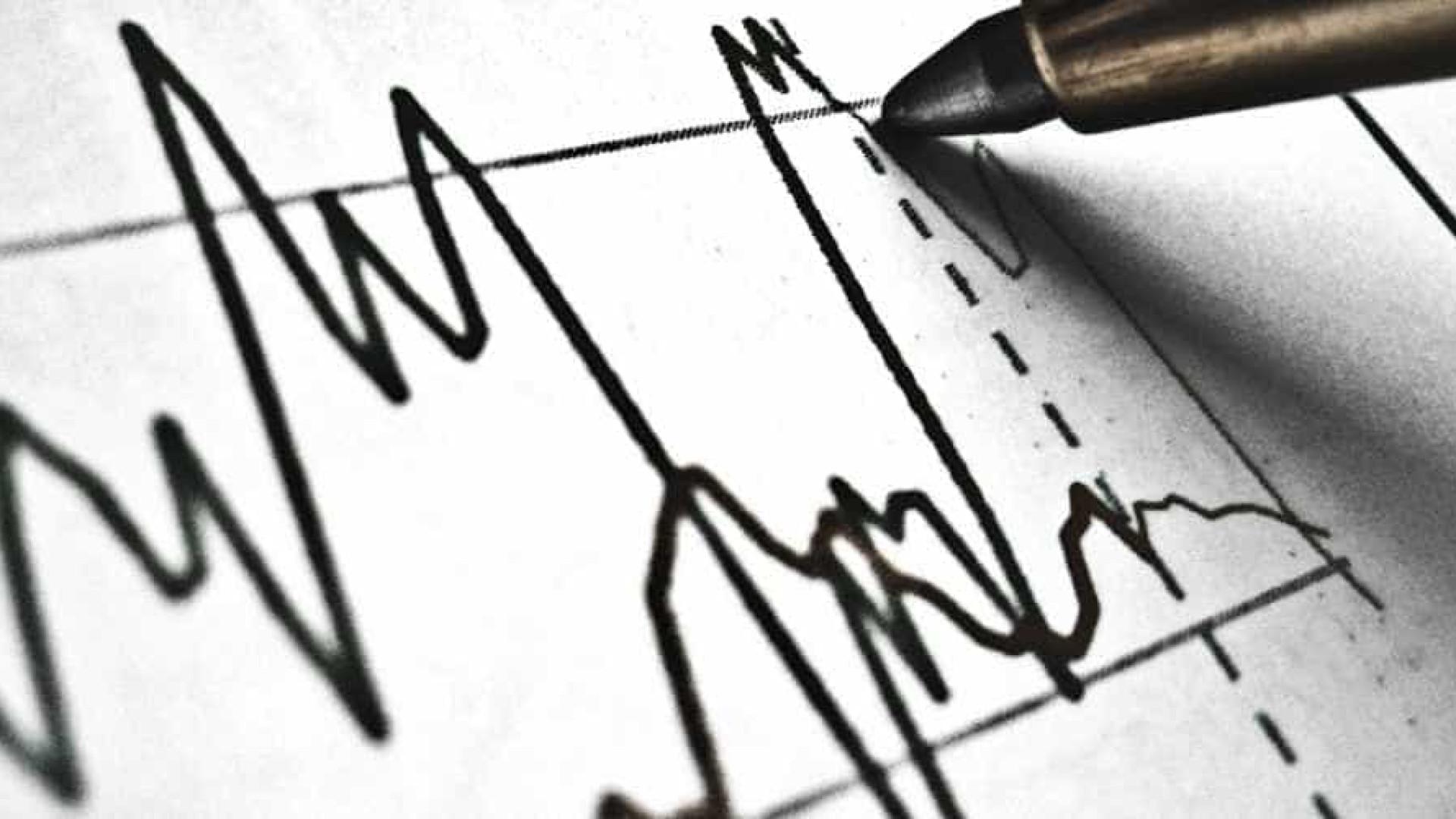 PIB cresceu 0,9% no trimestre encerrado em janeiro, diz FGV
