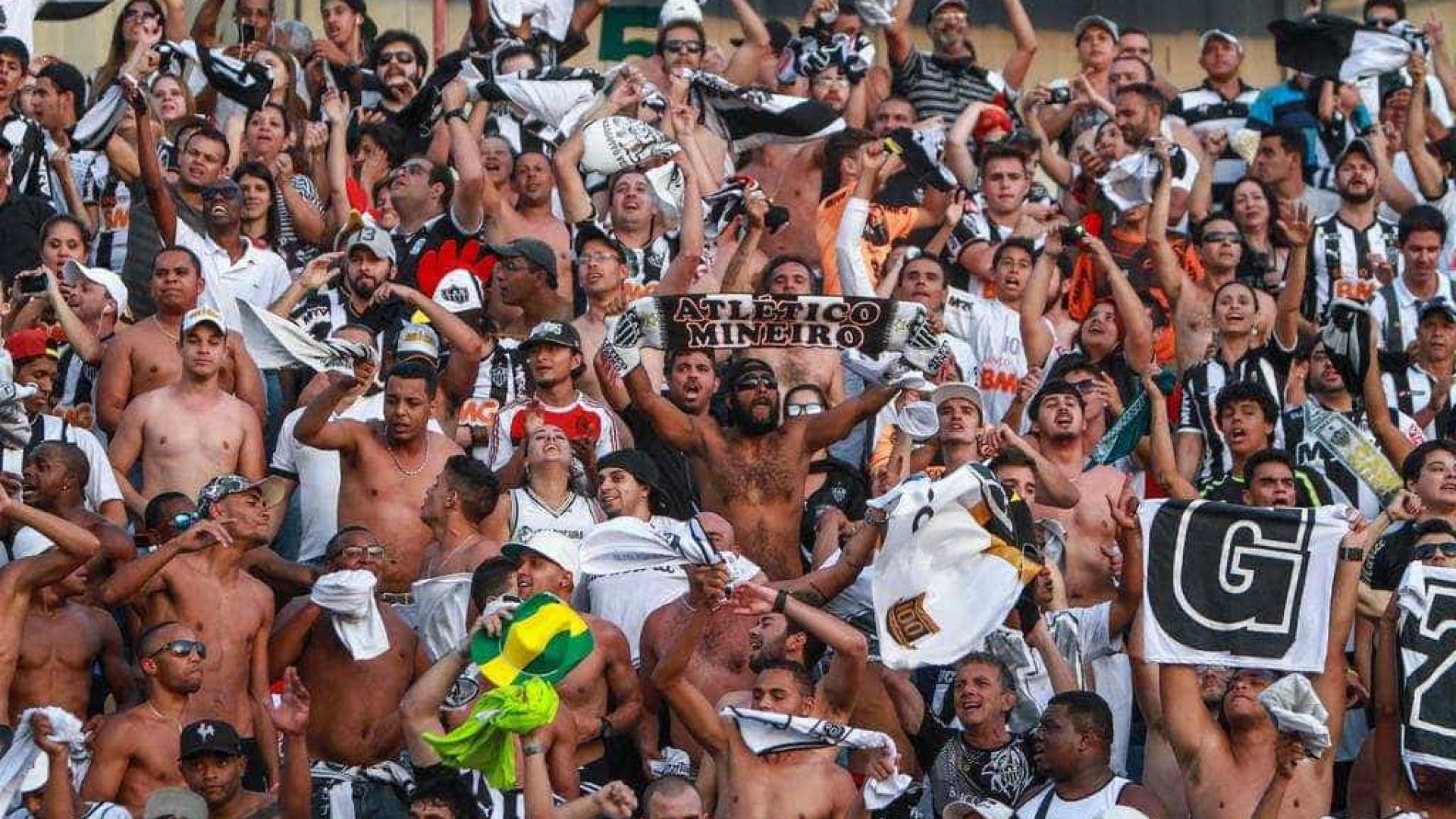 Atlético-MG repudia manifestações racistas de torcedor em clássico