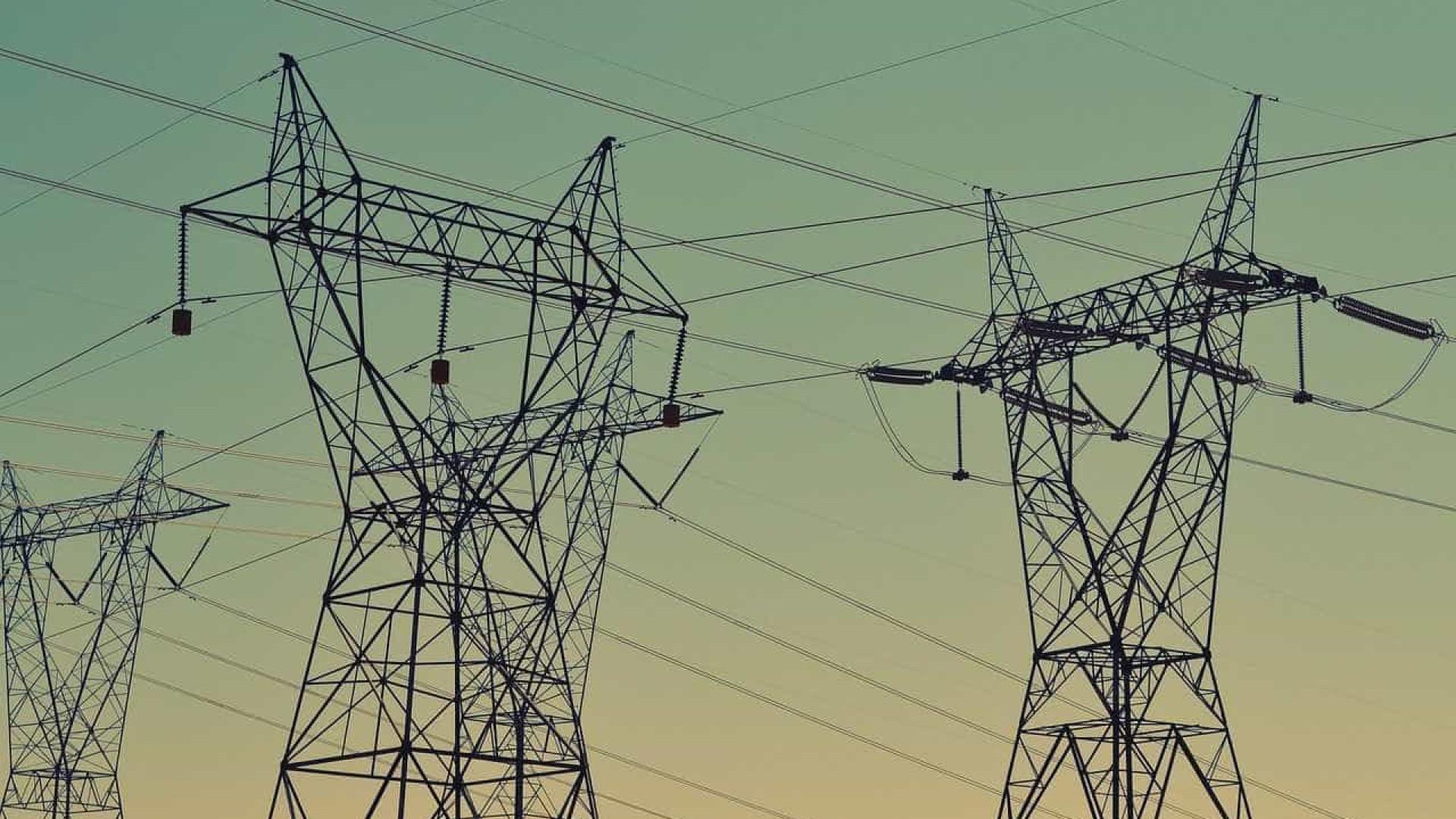 Energia elétrica aumenta 2,15%