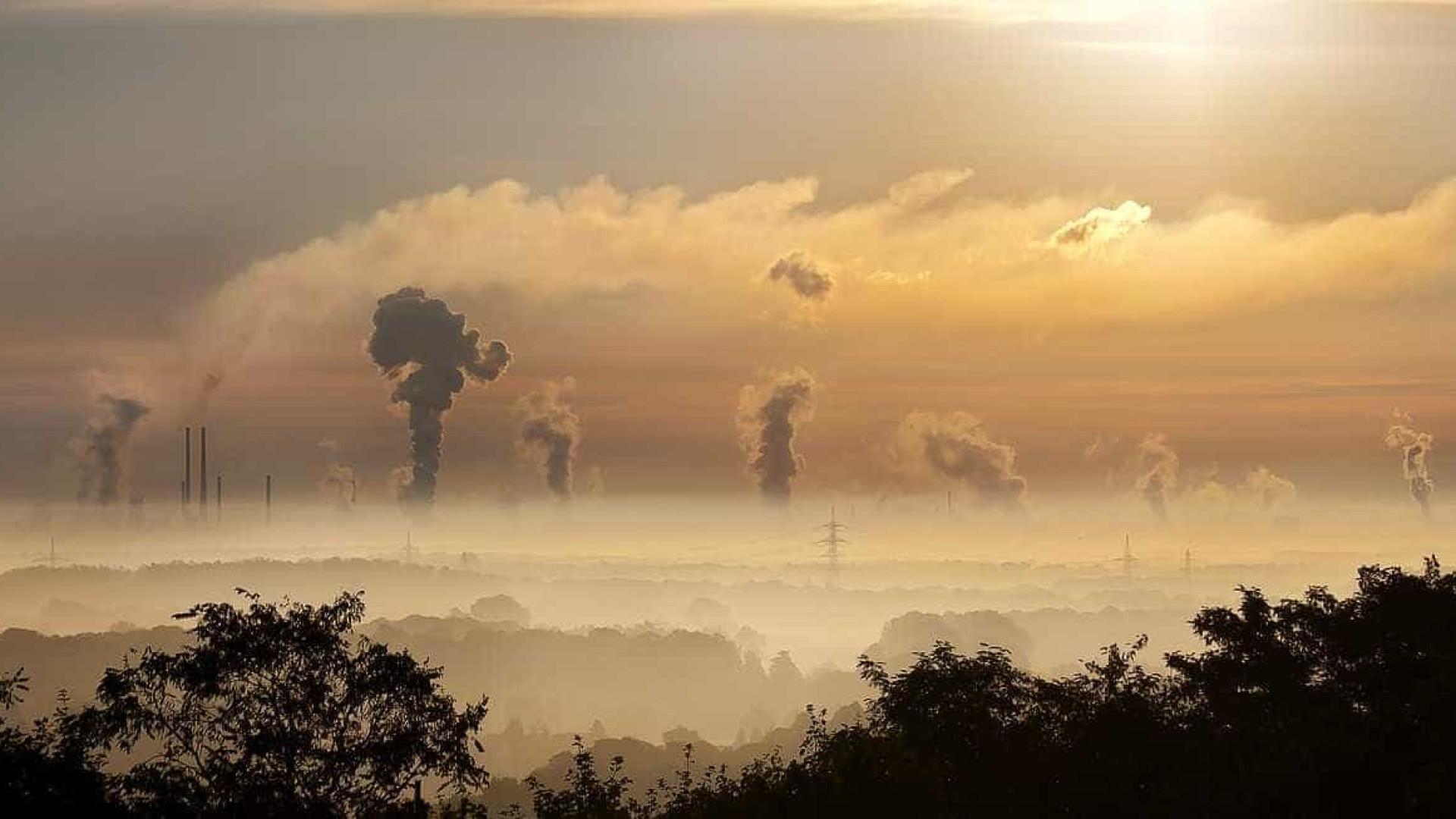 Emissão de gases de efeito estufa atinge recorde em 2018, diz estudo