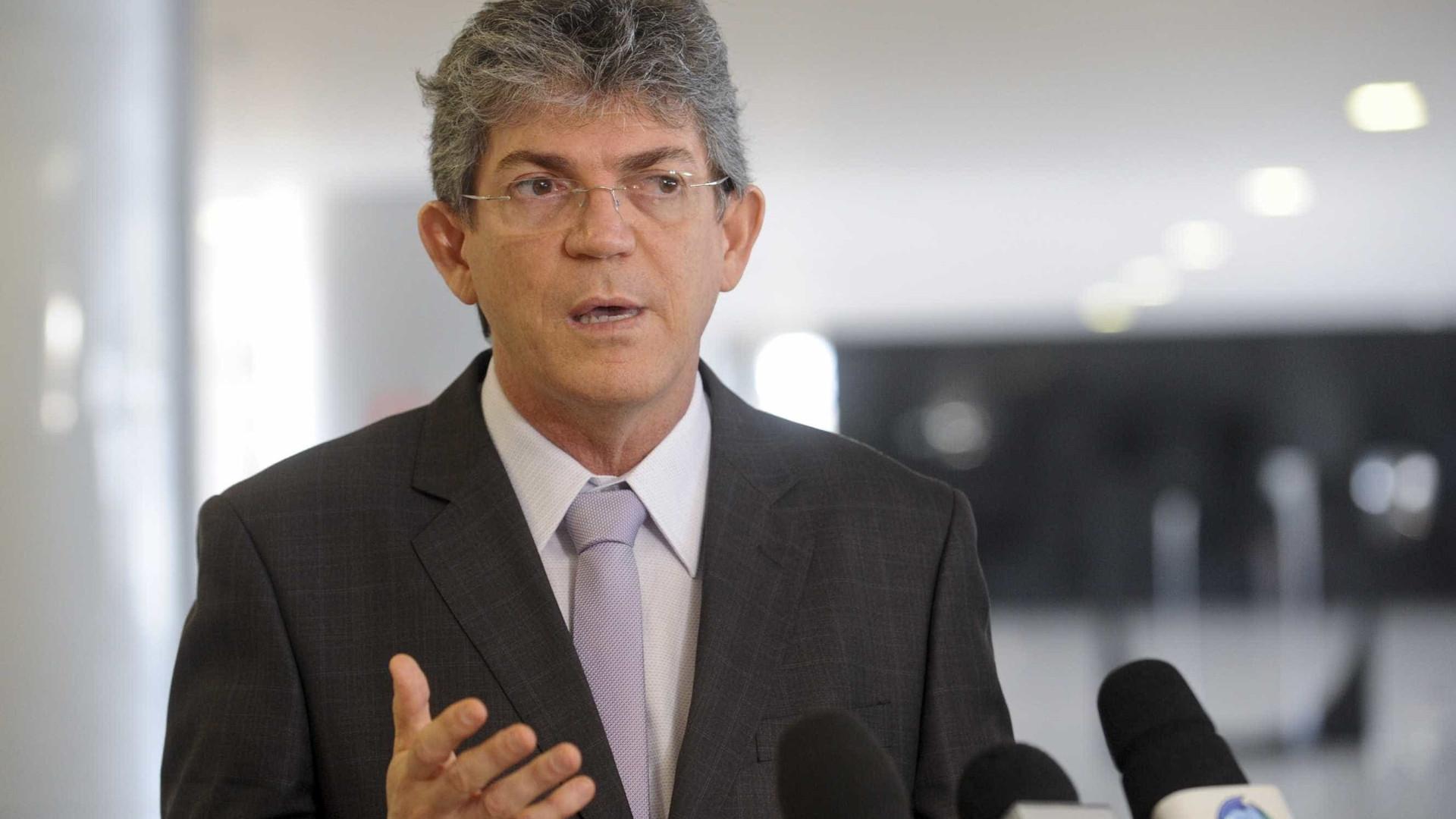 STJ mantém Ricardo Coutinho em liberdade, mas com restrições