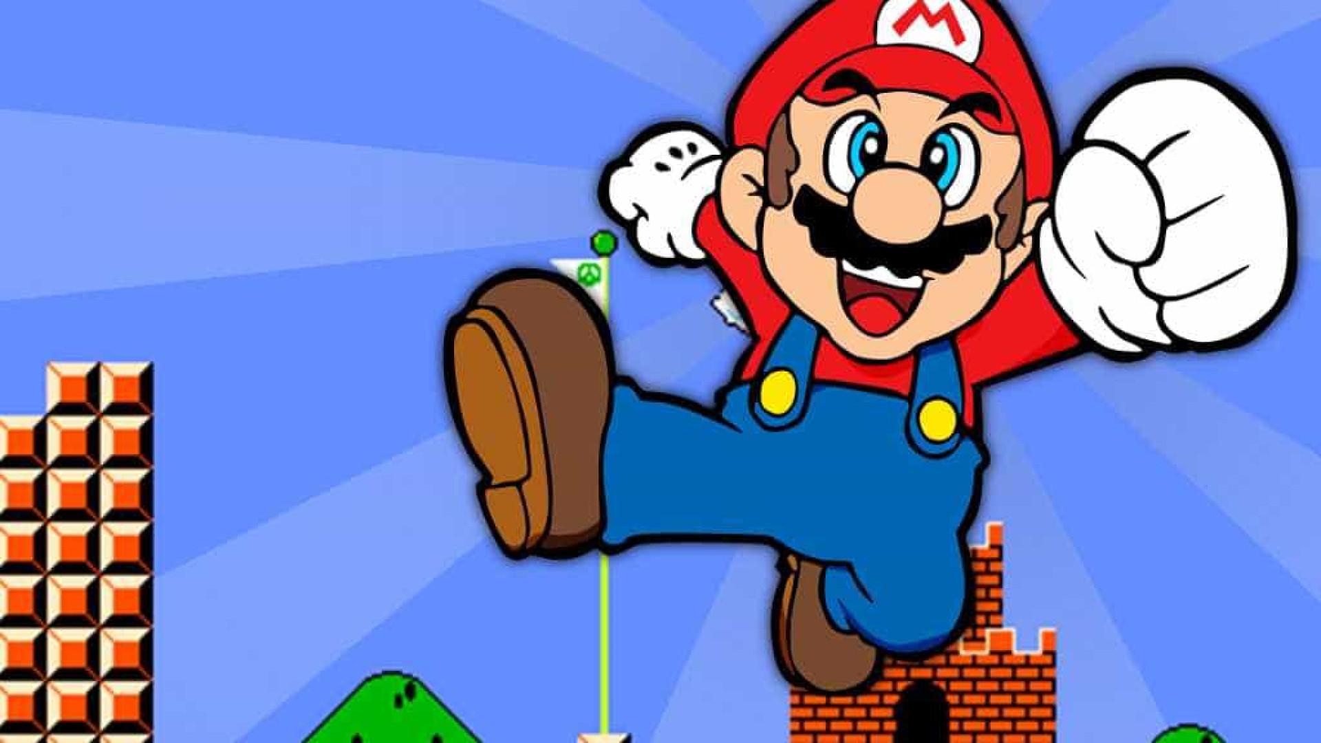 Dublador do Mario Bros diz que 'gostaria de ser' personagens