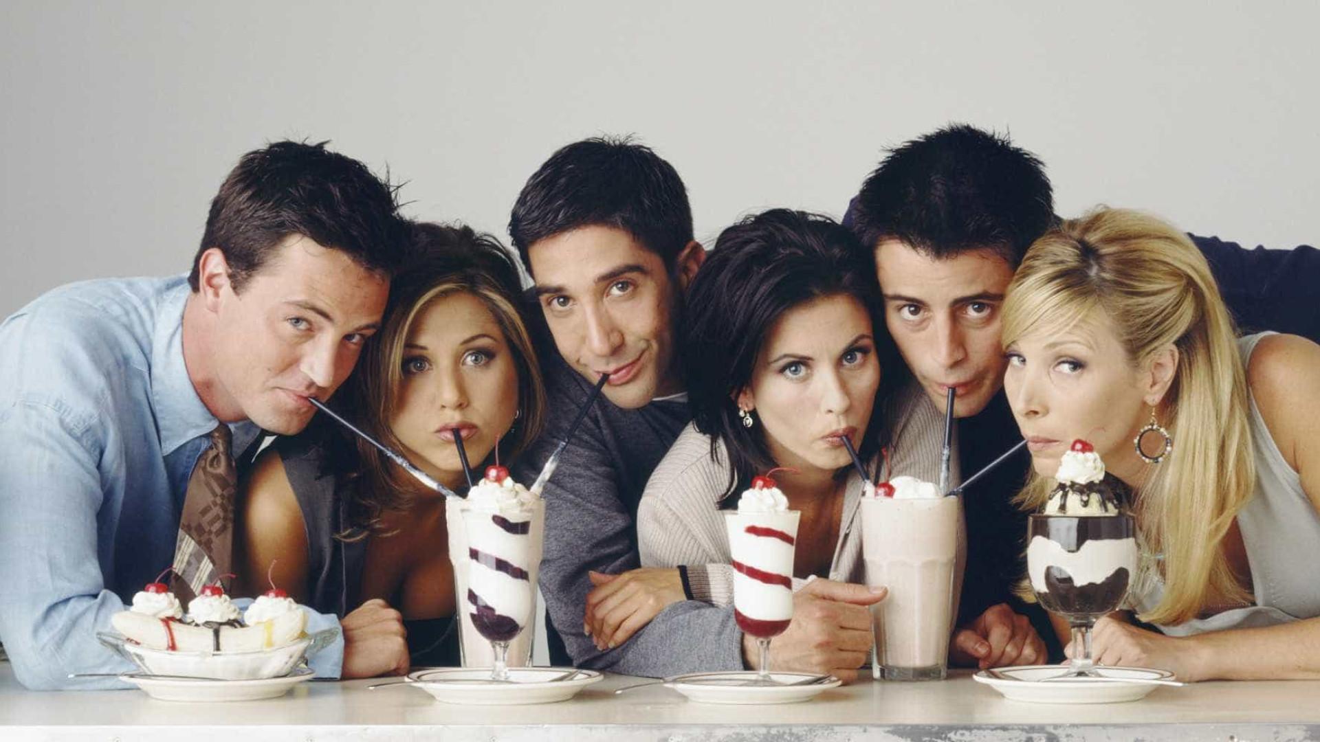25 anos de 'Friends' é comemorado no Brasil