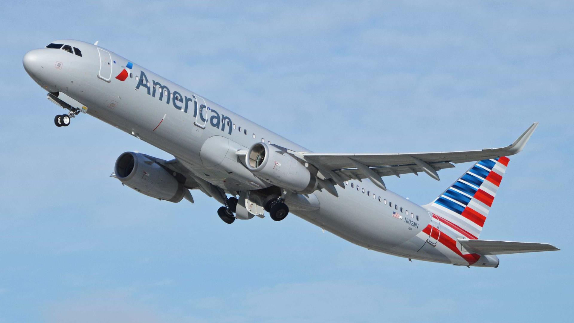 American Airlines suspende voos entre EUA e Brasil