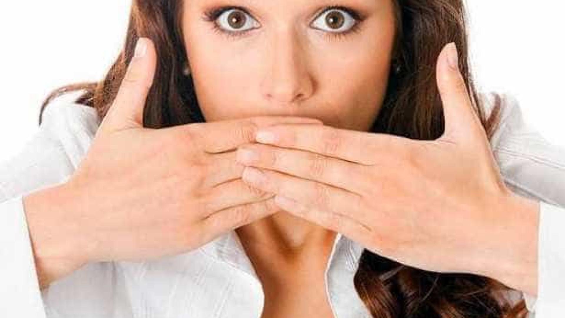 Veja táticas para disfarçar o mau-hálito