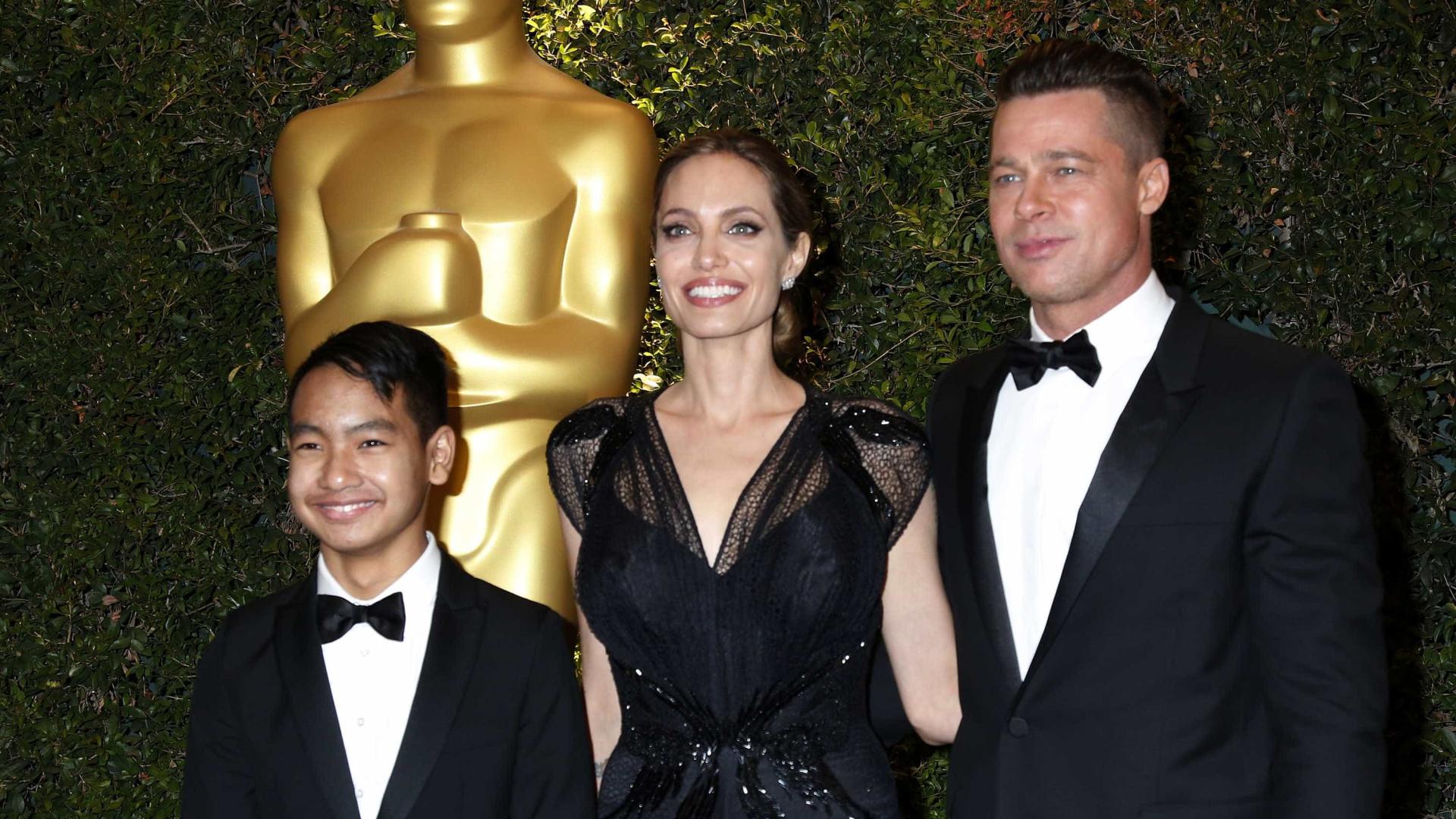 Relação de Brad Pitt com filho mais velho está cada vez pior
