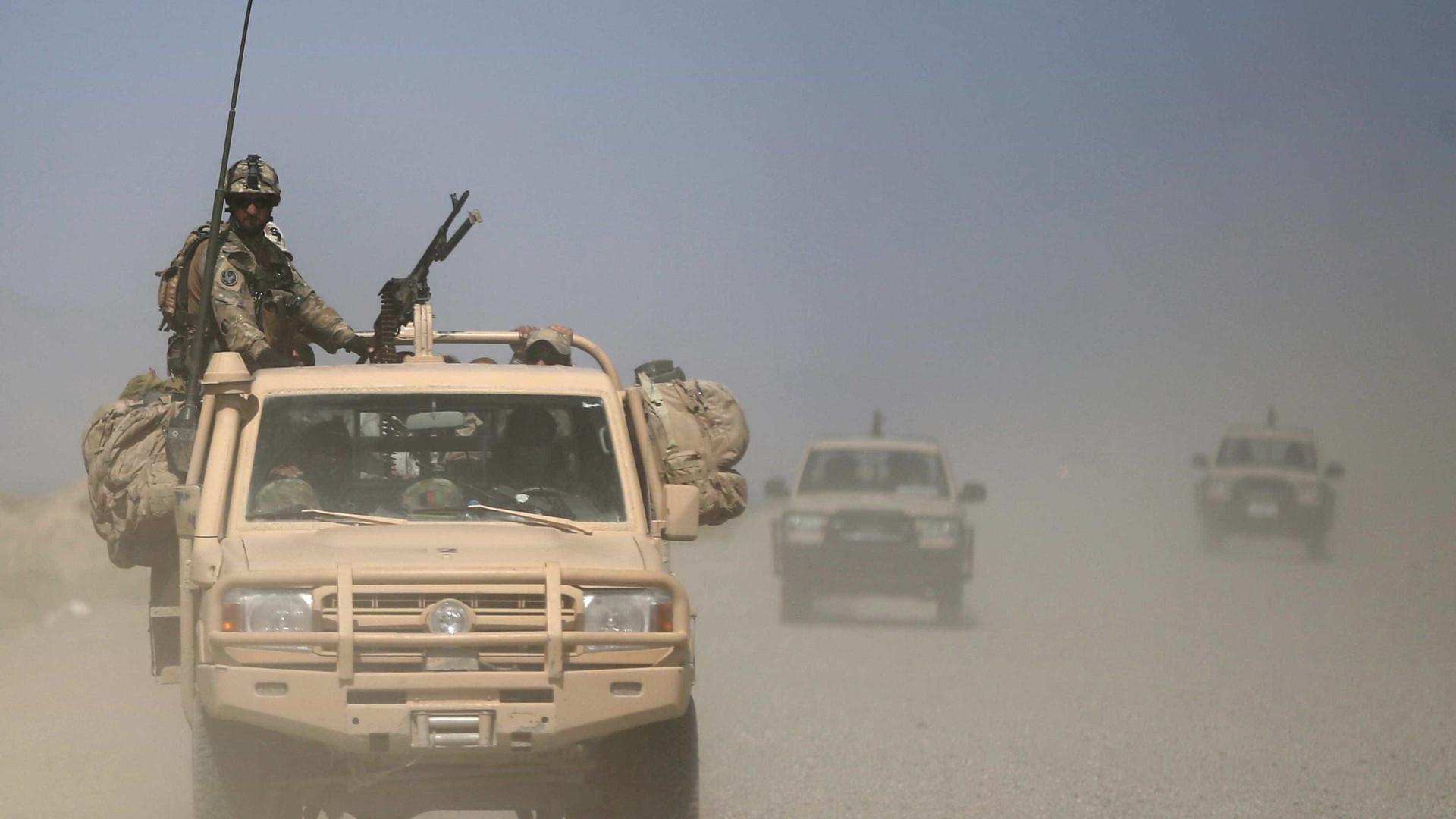 Forças afegãs eliminaram 42 membros do Estado Islâmico em um dia