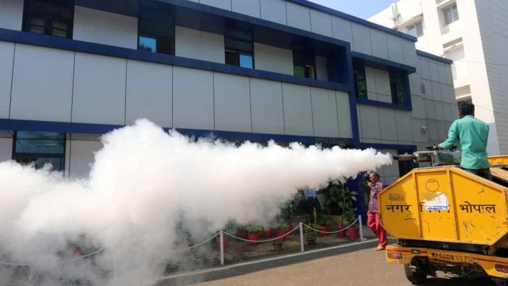 Surto de dengue deixa mais de 100 mortos em Taiwan