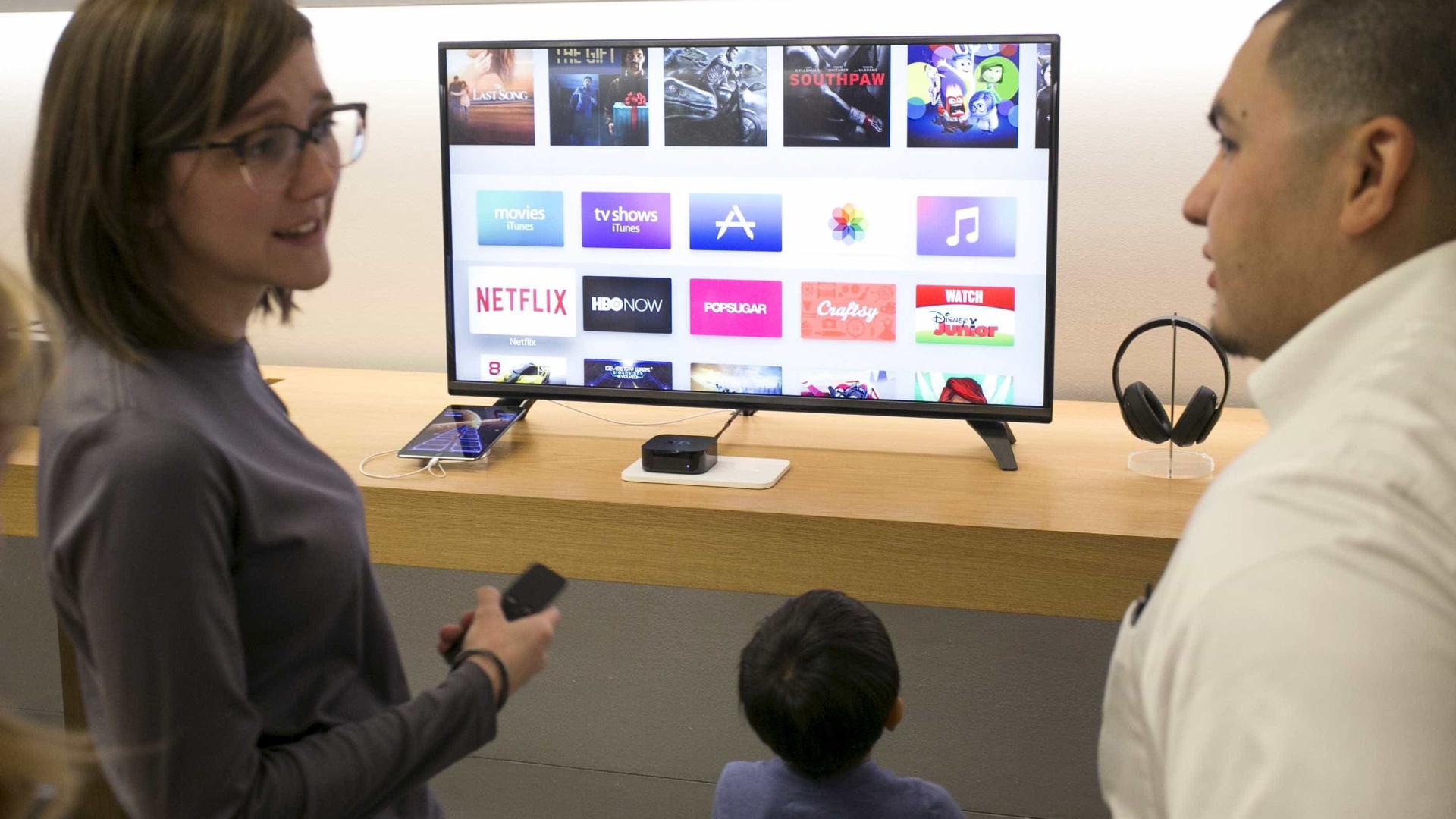 Twitter está tentando resolver problema de login da Apple TV
