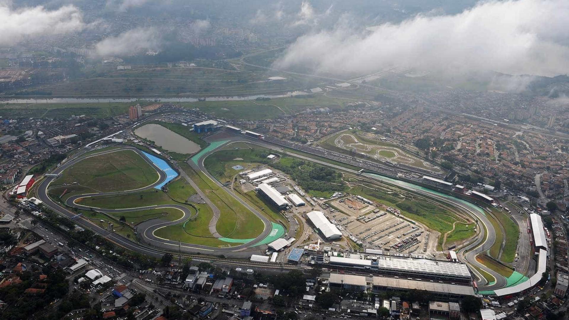 GP do Brasil F-1 teve R$ 75 milhões de dinheiro público em 2019