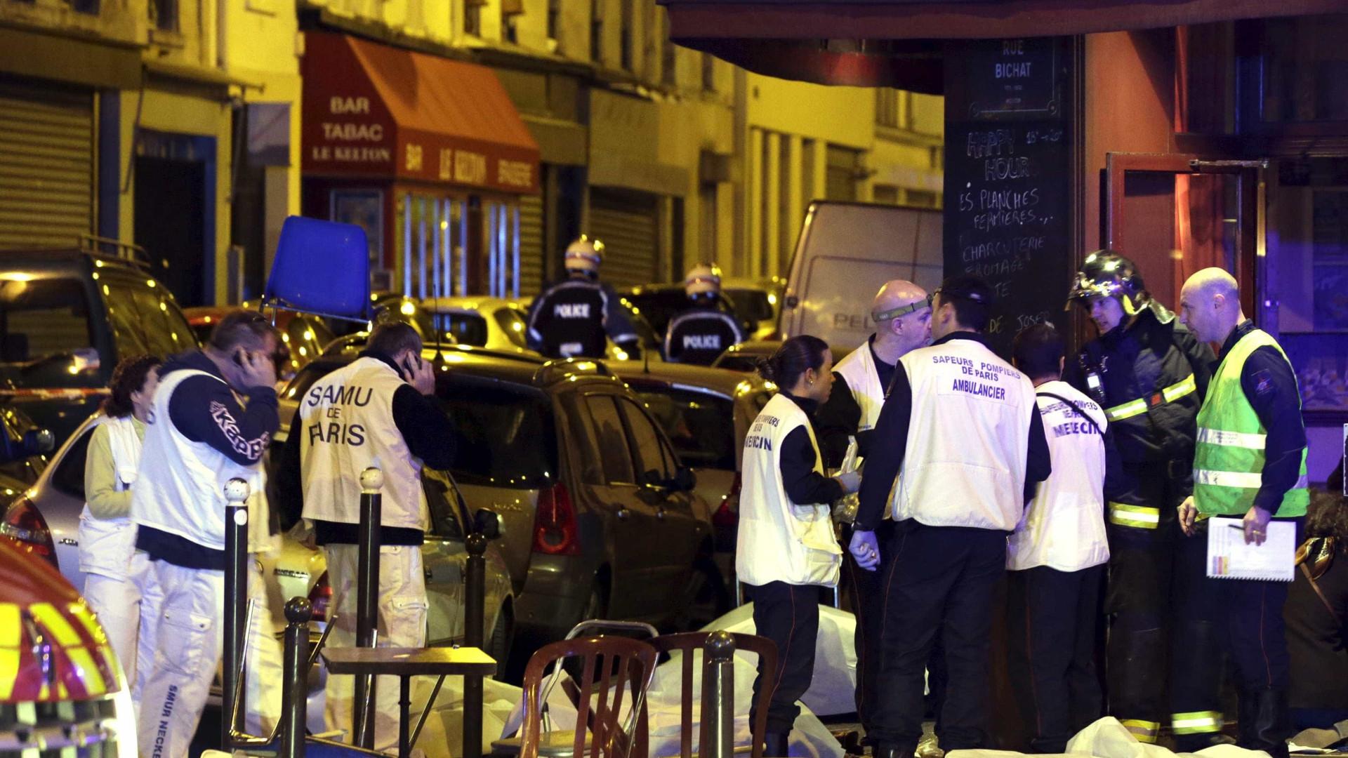 Paris registra tiroteio e explosões, diz imprensa internacional