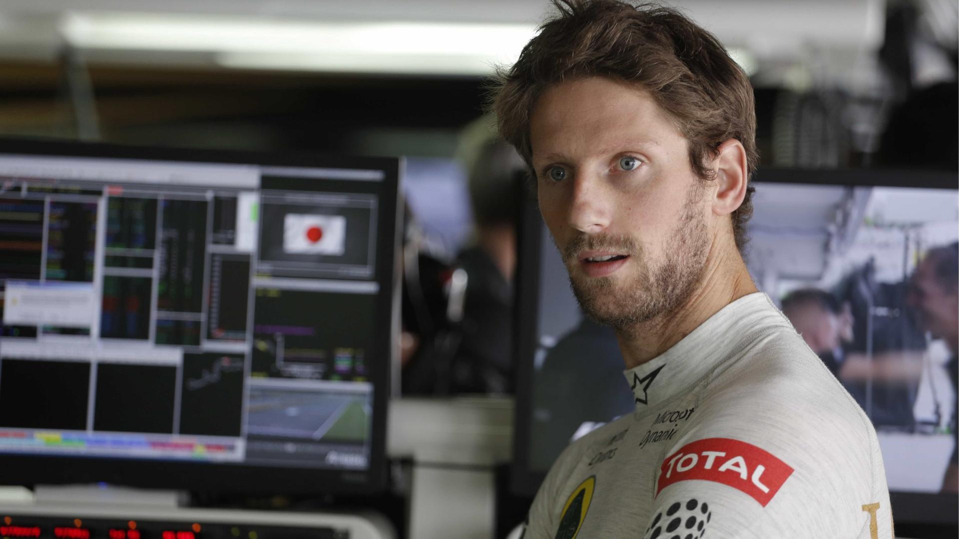 Grosjean se despedirá da Fórmula 1 com teste pela Mercedes antes do GP da França