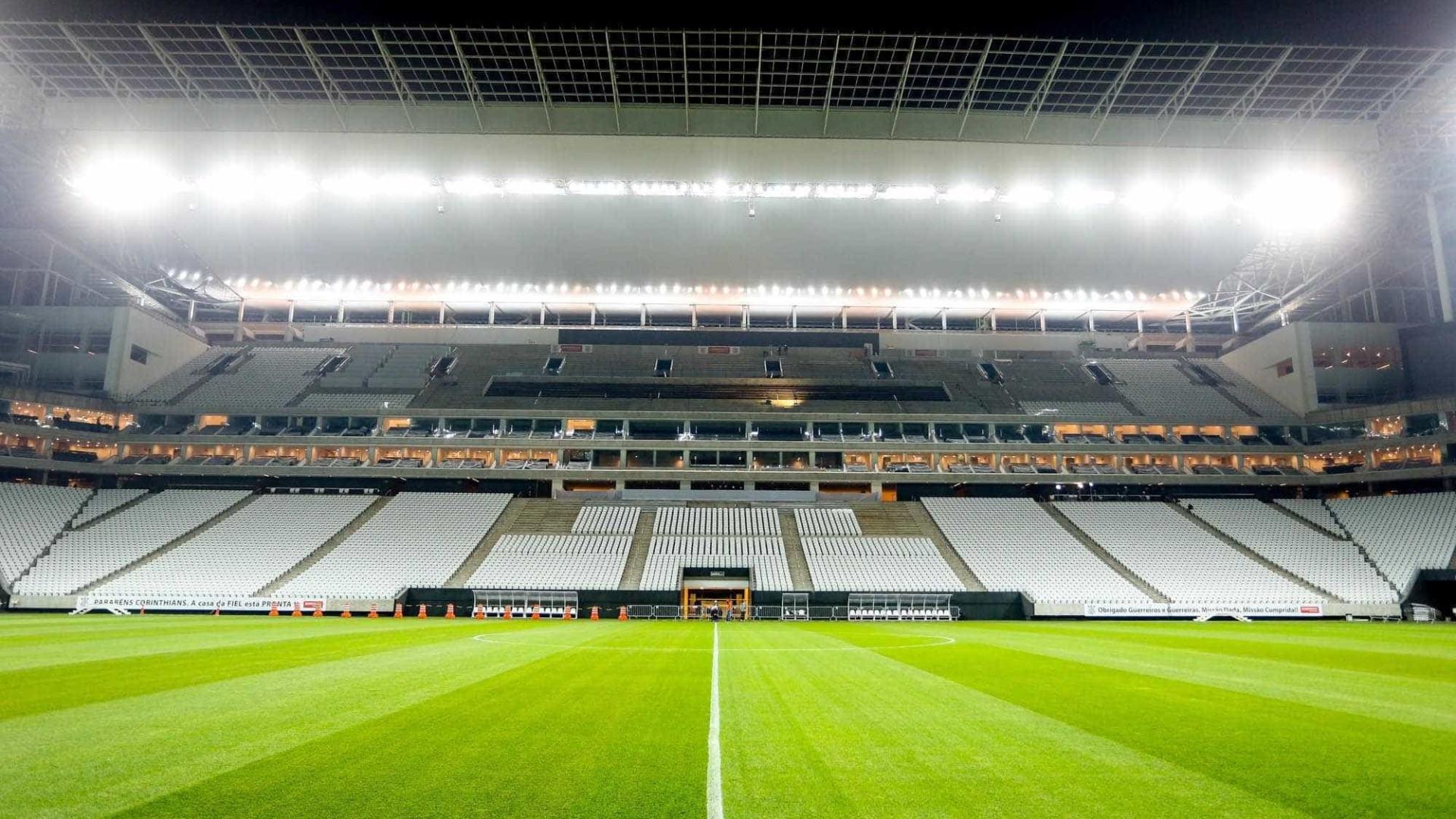 Corinthians e Caixa discutem acordo por dívida da Arena
