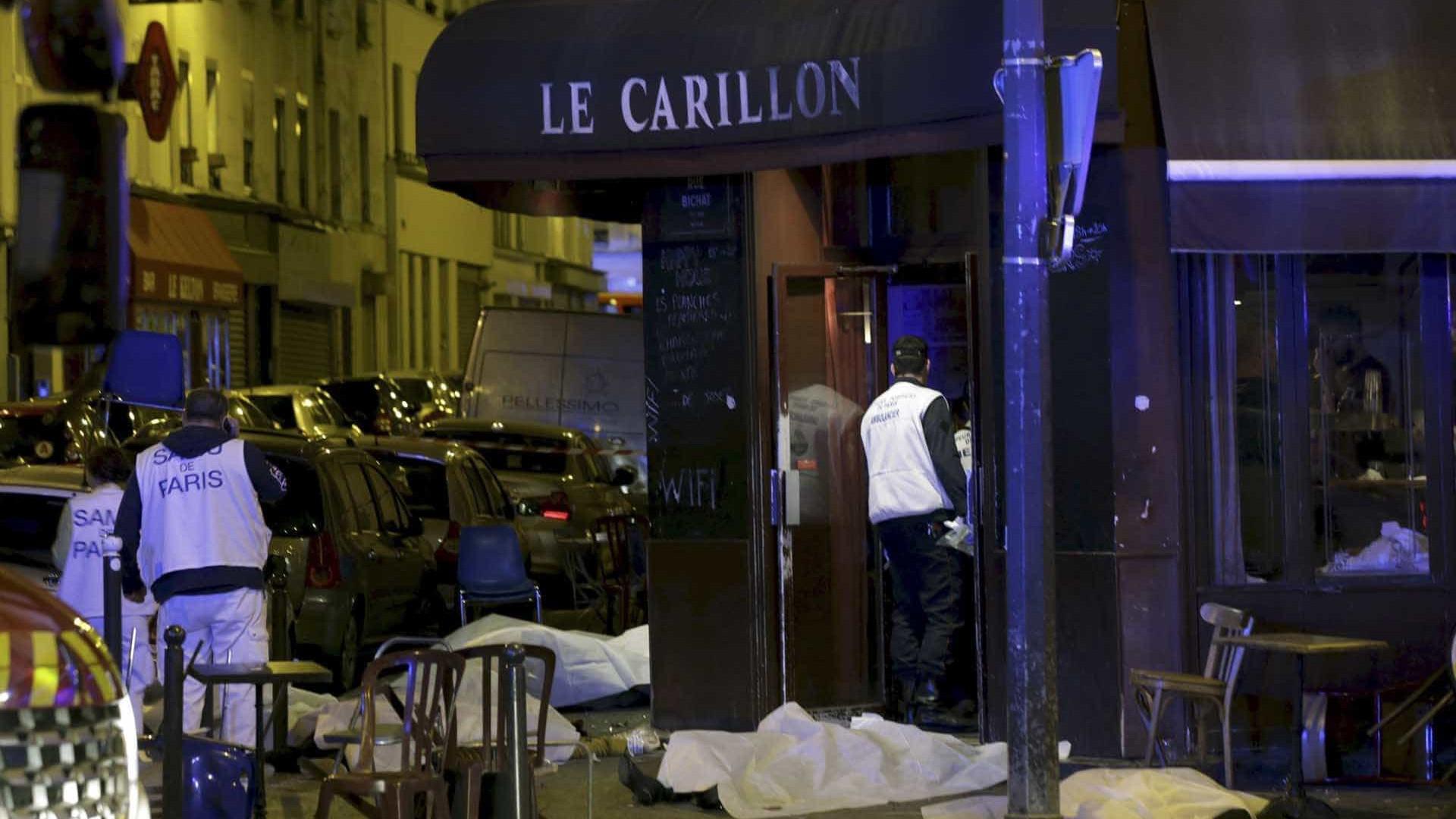 França anuncia: número de mortos sobe para 132
